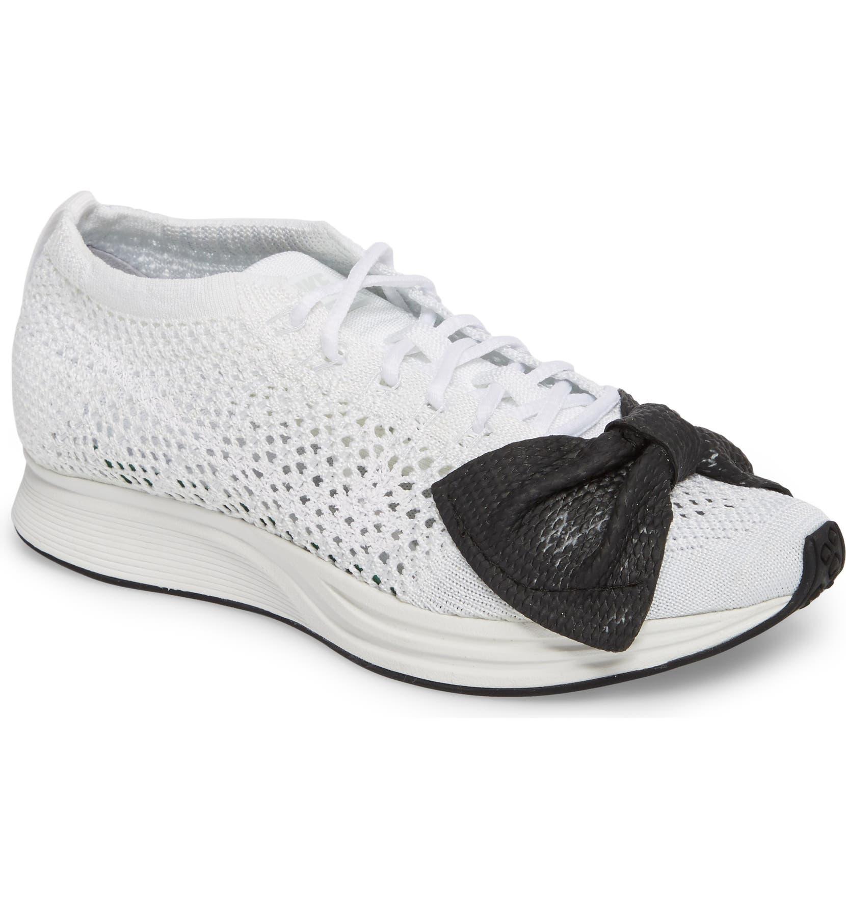 279df712457 Comme des Garçons x Nike Bow Flyknit Racer Sneaker