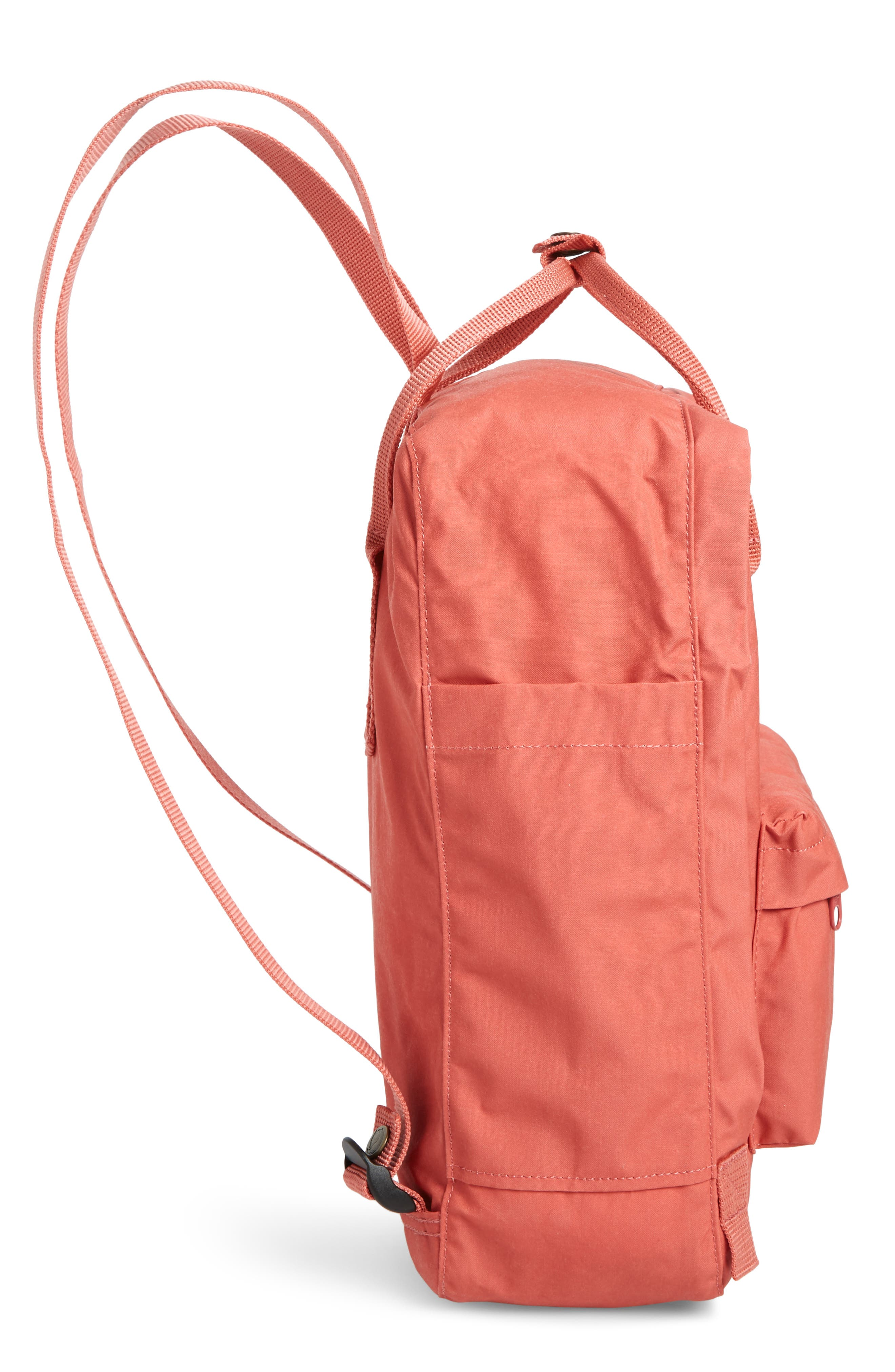 FJÄLLRÄVEN, Kånken Water Resistant Backpack, Alternate thumbnail 6, color, DAHLIA