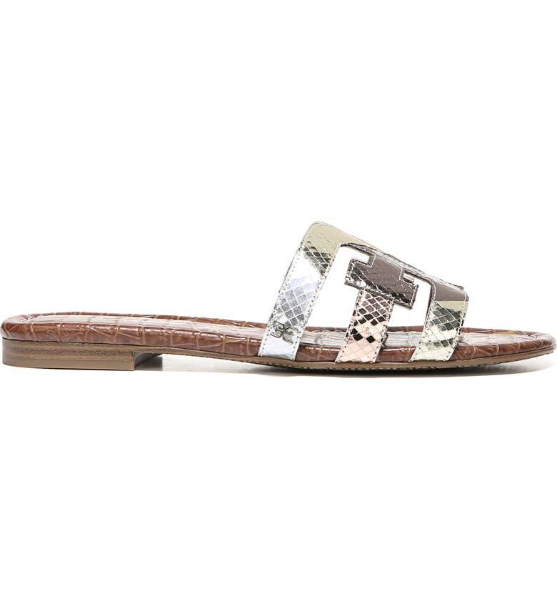 84393712d Sam Edelman Bay Cutout Slide Sandal (Women)