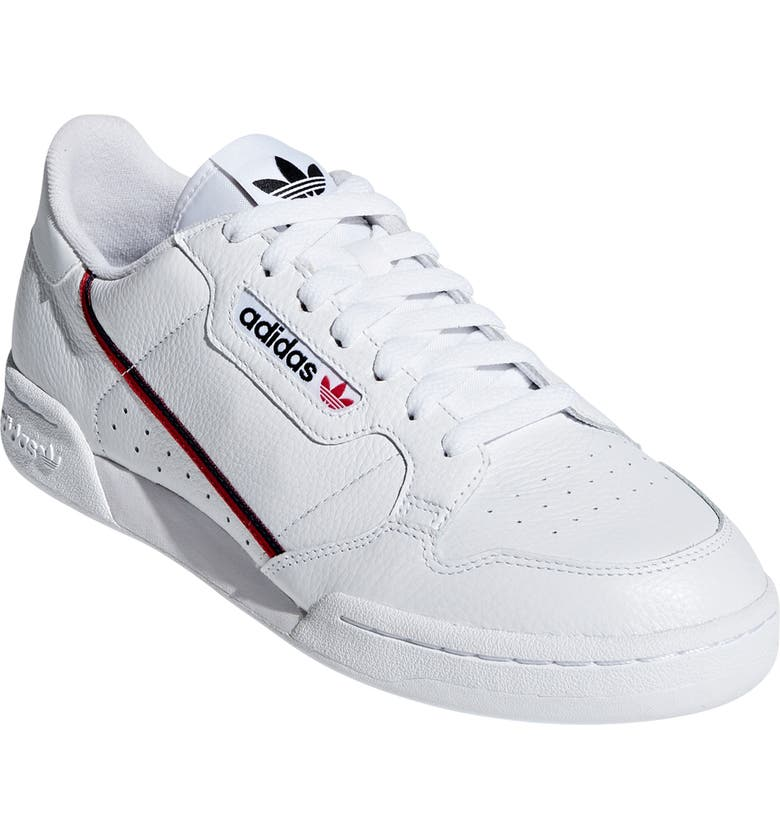 41f6d3bce1b5a Adidas Originals Adidas Men s Originals Continental 80 Casual Sneakers From Finish  Line In Ftwr White