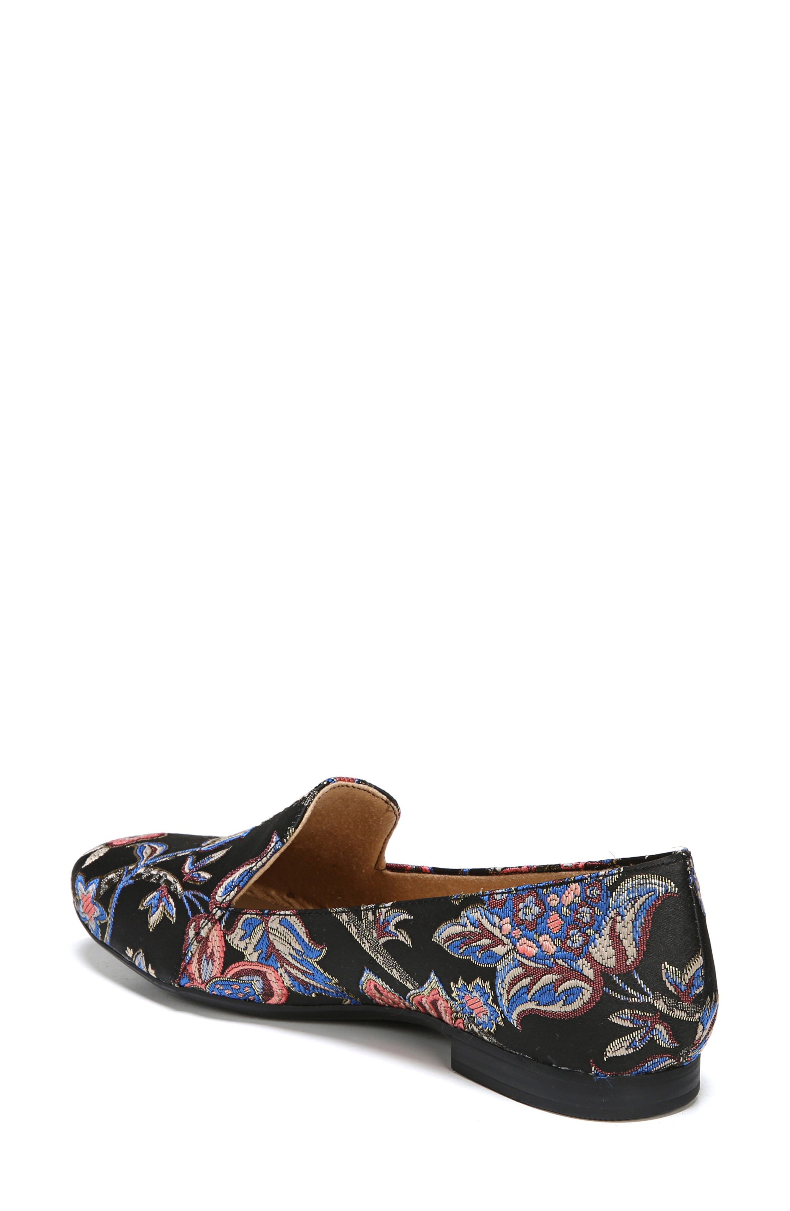 NATURALIZER, Emiline Flat Loafer, Alternate thumbnail 2, color, BROCADE