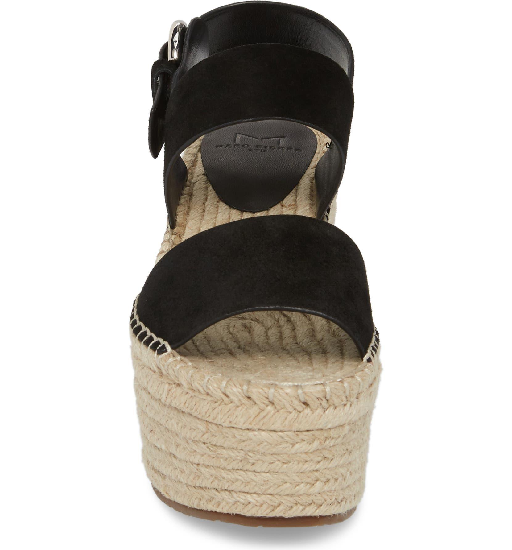 0d583fd728e Marc Fisher LTD Renni Espadrille Platform Wedge Sandal (Women ...