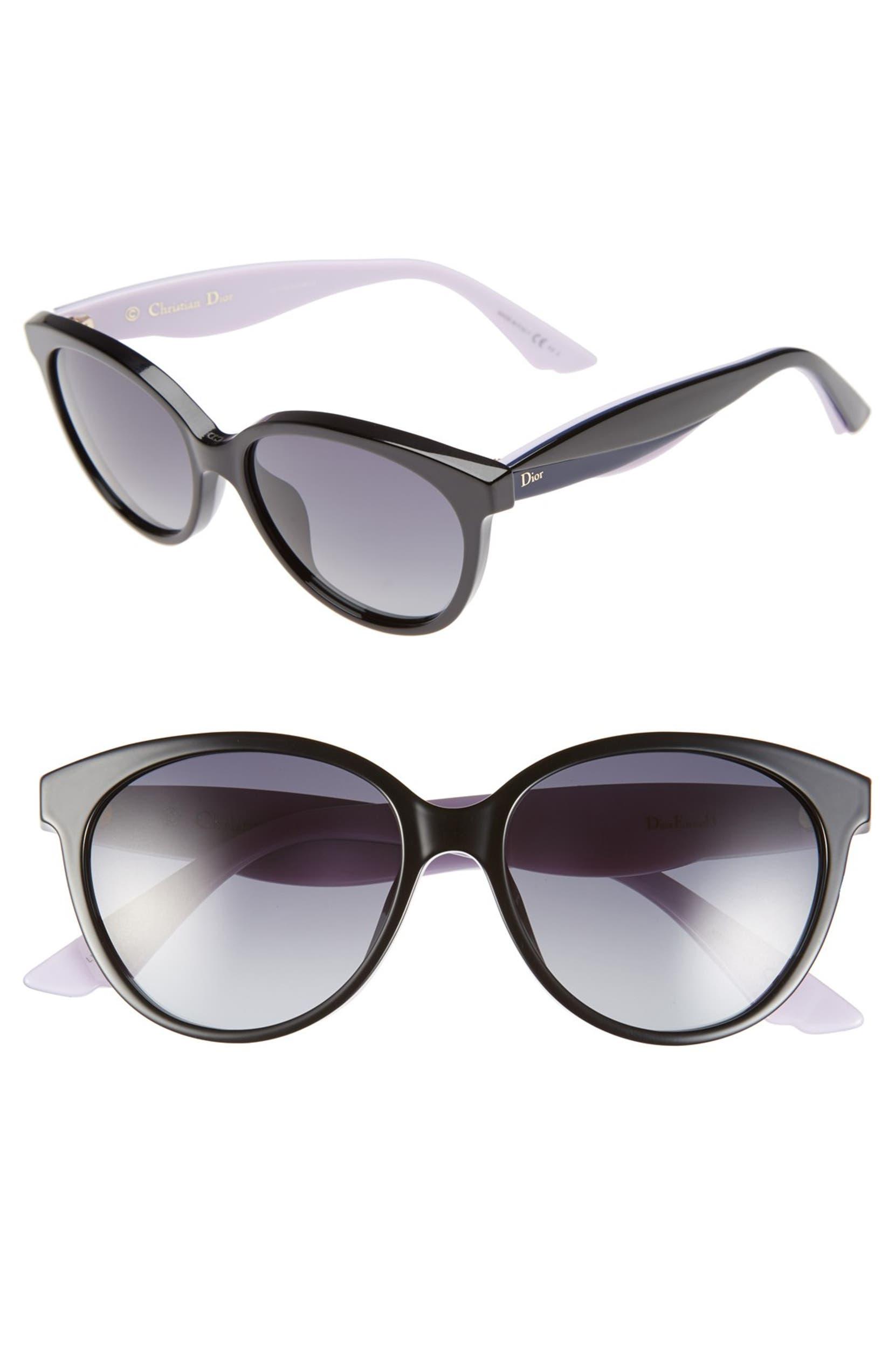 57800ea1f6d Dior  Envol 3  55mm Cat Eye Sunglasses