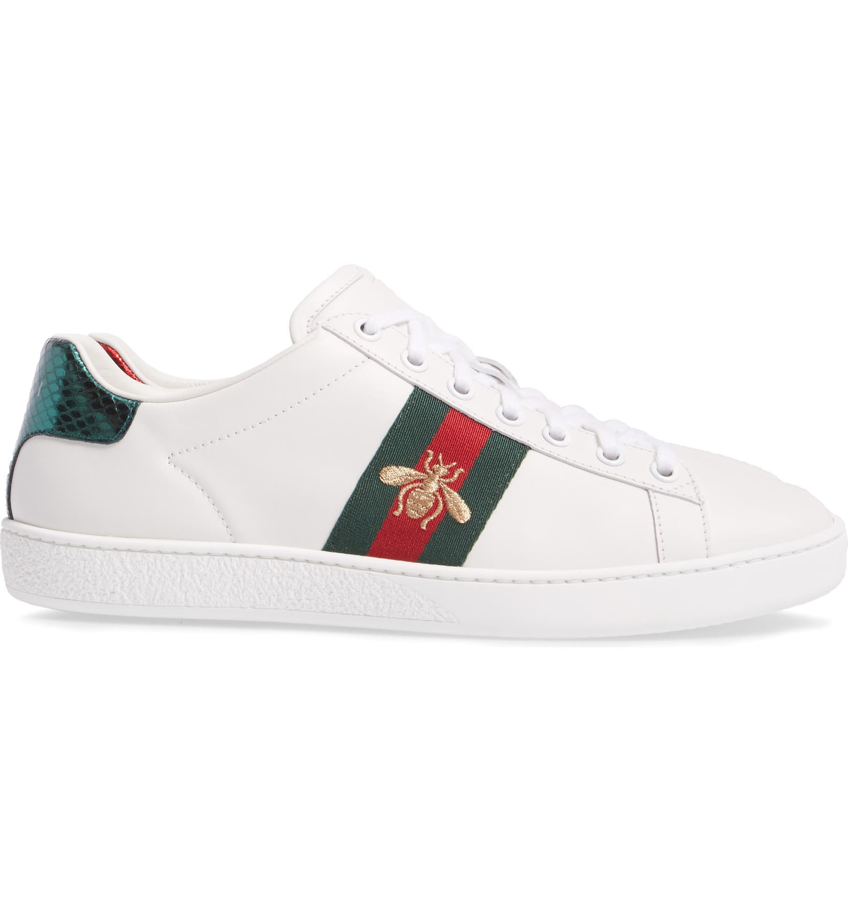 e398724e045 Gucci New Ace Sneaker (Women)
