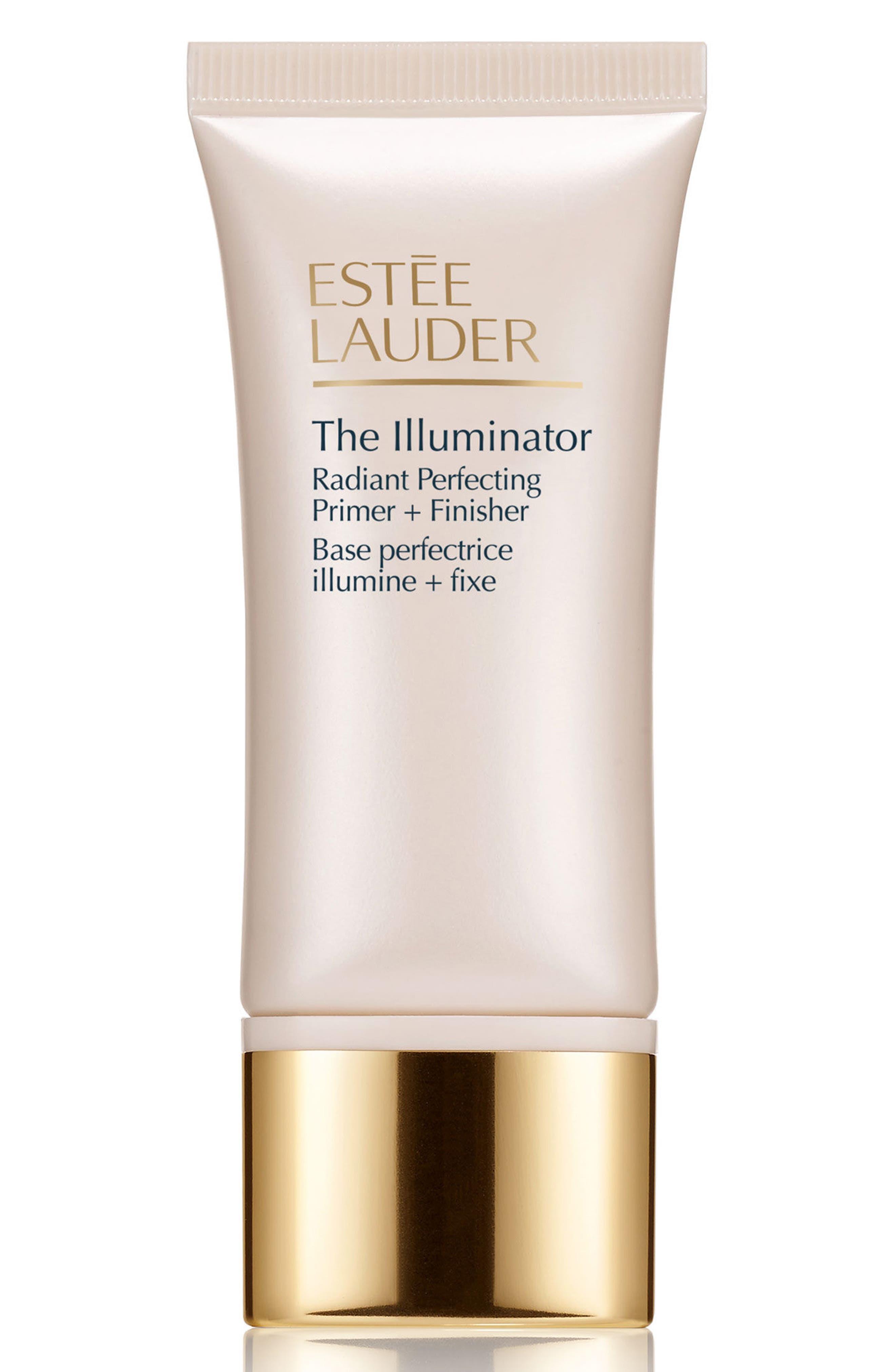 ESTÉE LAUDER The Illuminator Radiant Perfecting Primer + Finisher, Main, color, NO COLOR