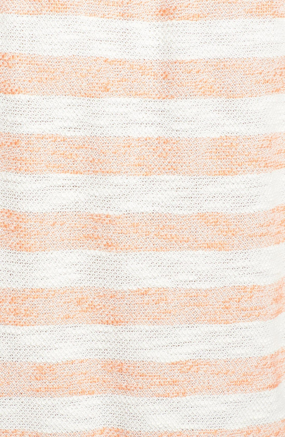 SANCTUARY, 'Beach' V-Neck Knit Sweater, Alternate thumbnail 2, color, 832