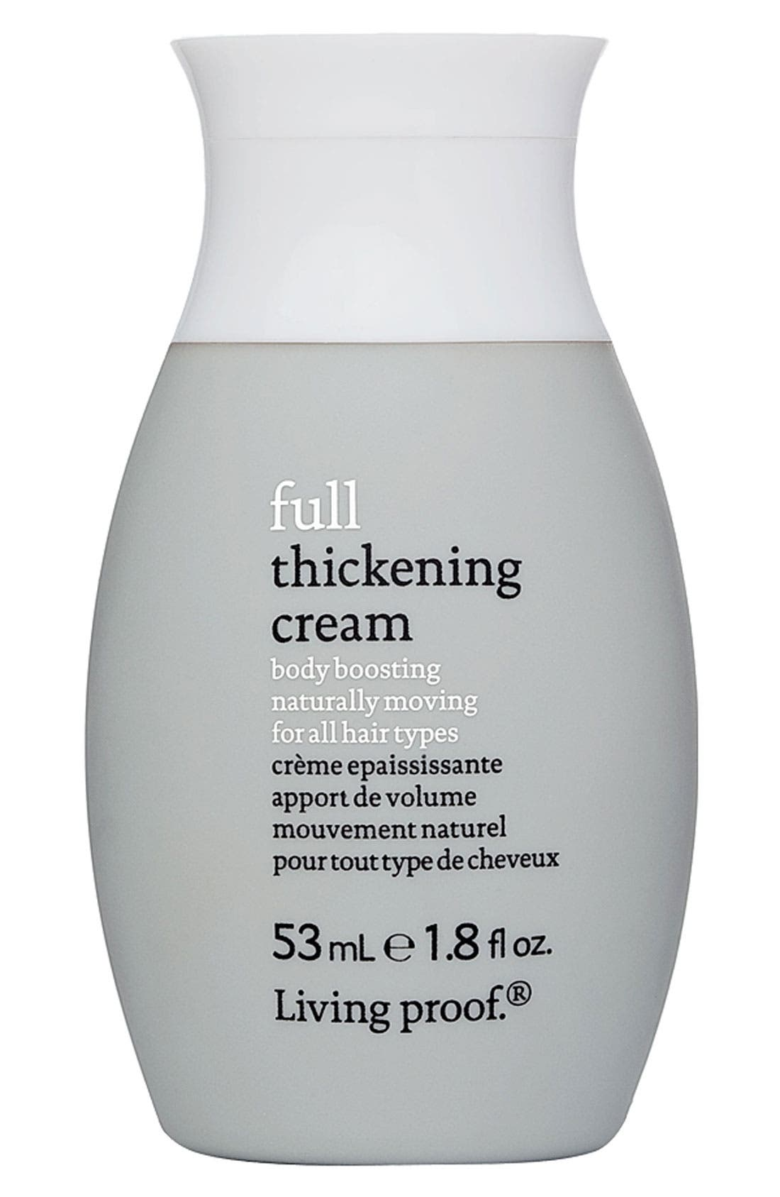 LIVING PROOF<SUP>®</SUP>, Full Thickening Cream, Main thumbnail 1, color, NO COLOR