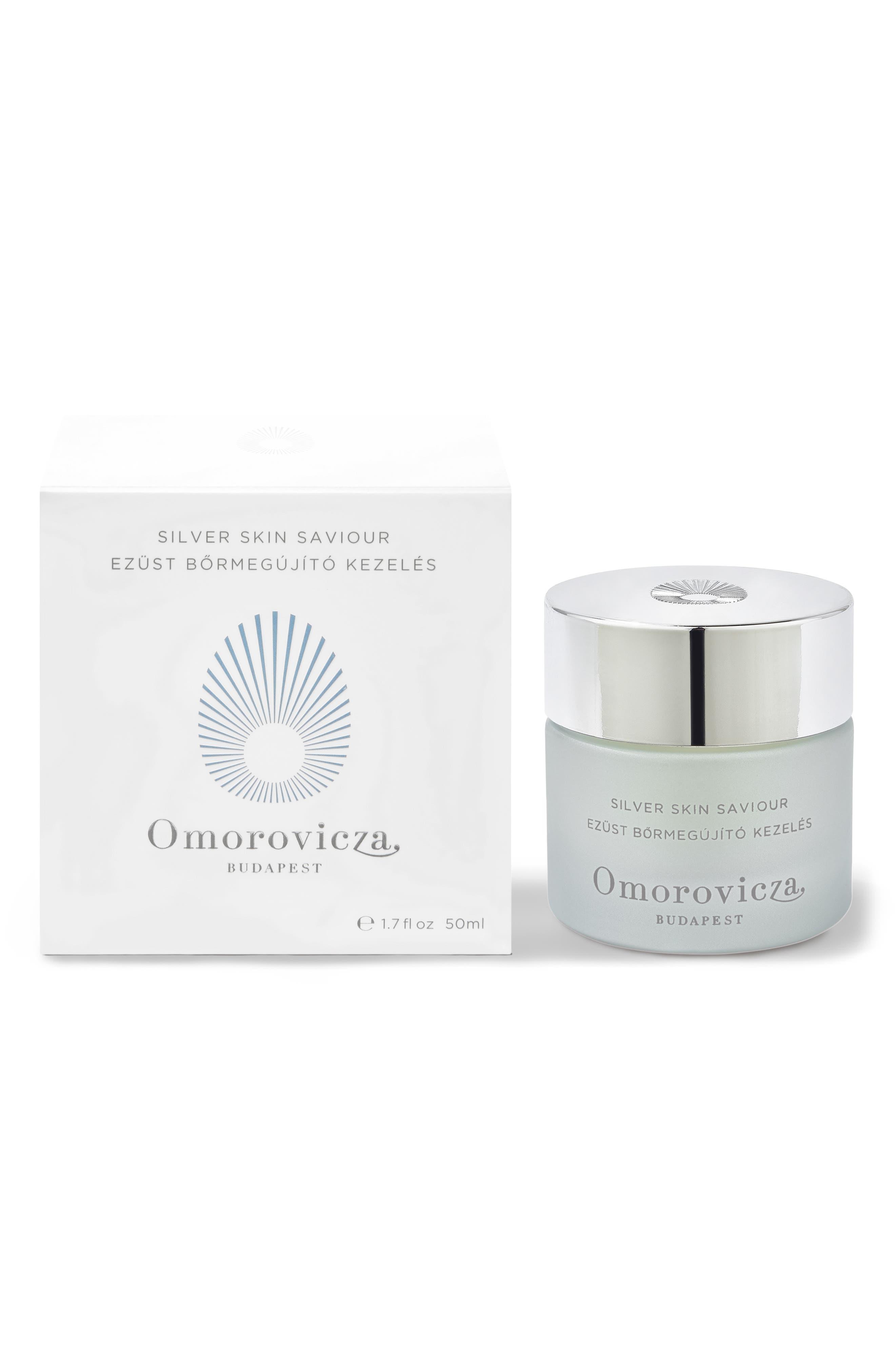 OMOROVICZA, Silver Skin Saviour Face Mask, Alternate thumbnail 4, color, NO COLOR