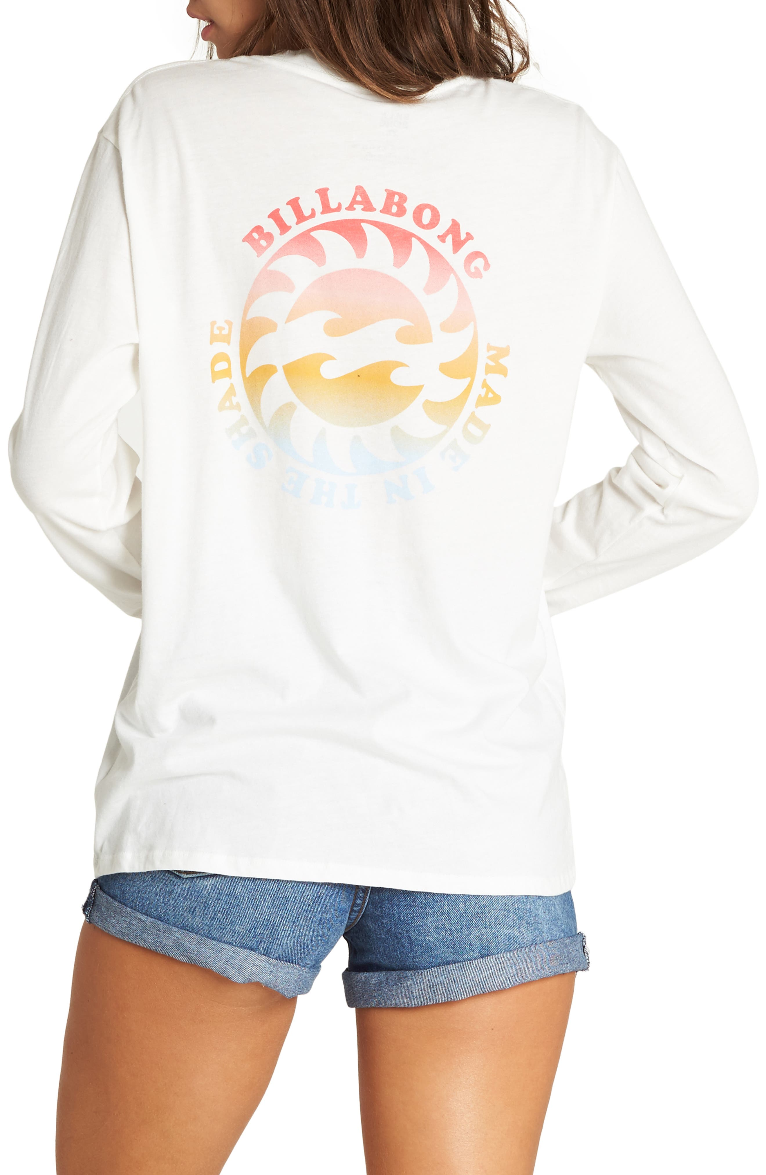 BILLABONG Made in the Shade Graphic Tee, Main, color, 190