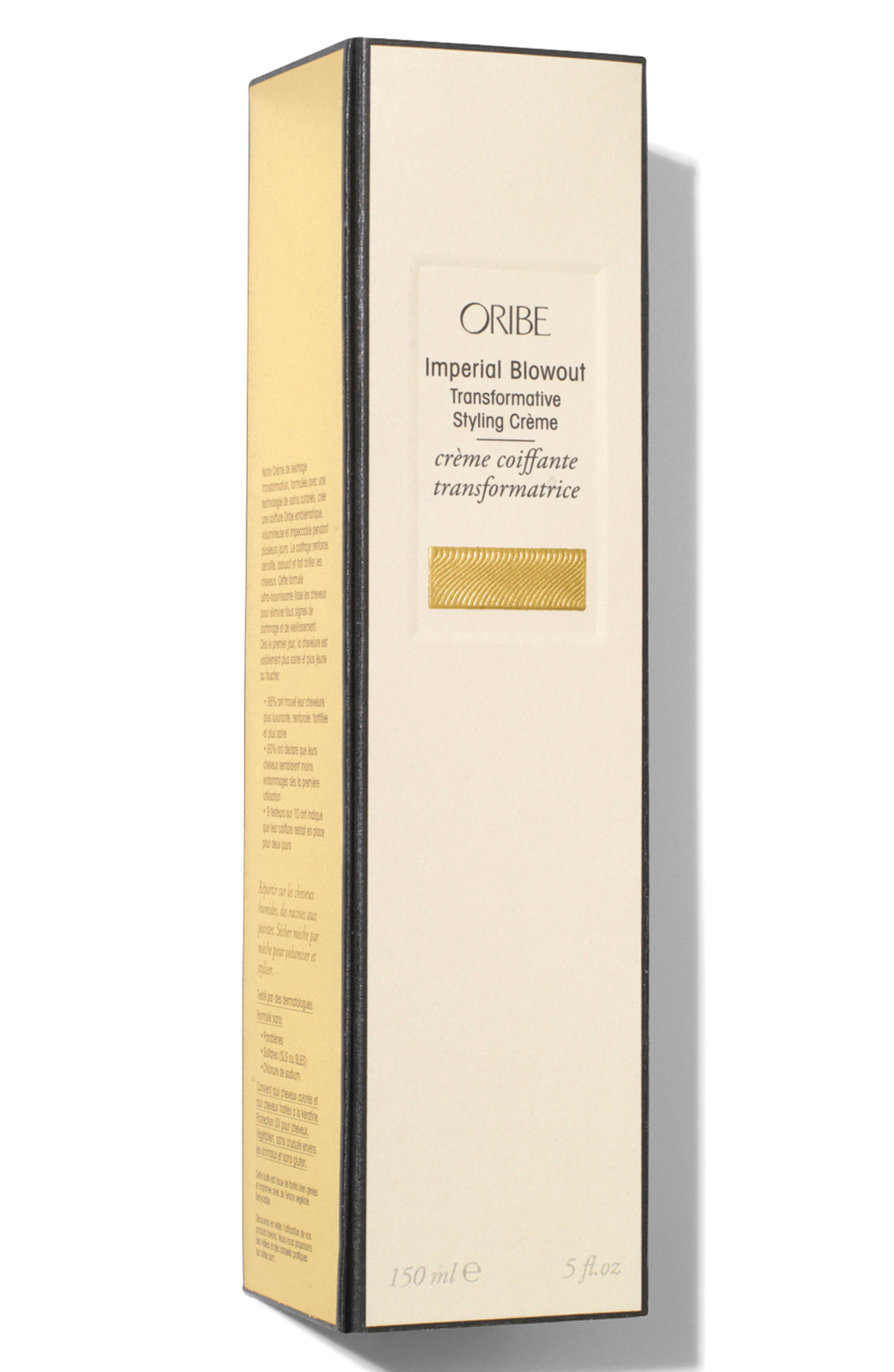 ORIBE, SPACE.NK.apothecary Oribe Imperial Blowout Styling Cream, Alternate thumbnail 2, color, NO COLOR