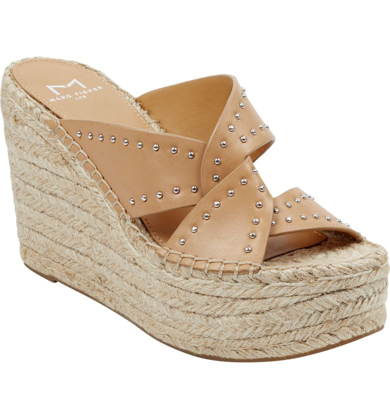 688a59a3a6c Marc Fisher LTD Angelina Espadrille Wedge (Women)
