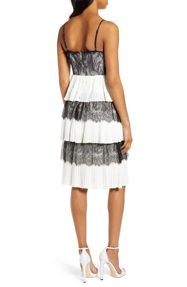 fefbbec475ede Endless Rose Tiered Lace Dress | Nordstrom