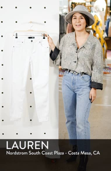 Donna Ankle Skinny Jeans, sales video thumbnail