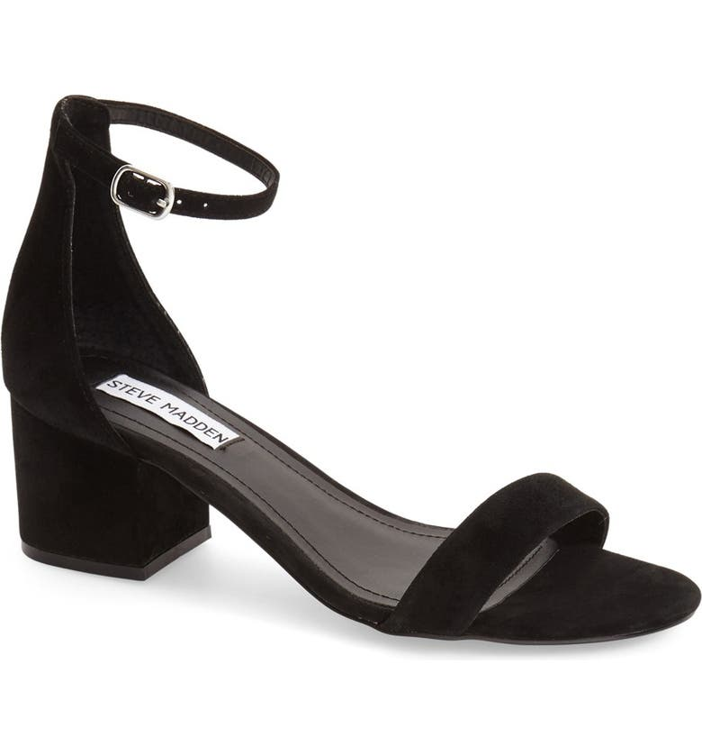 ddb18d18853 Steve Madden Irenee Ankle Strap Sandal (Women)
