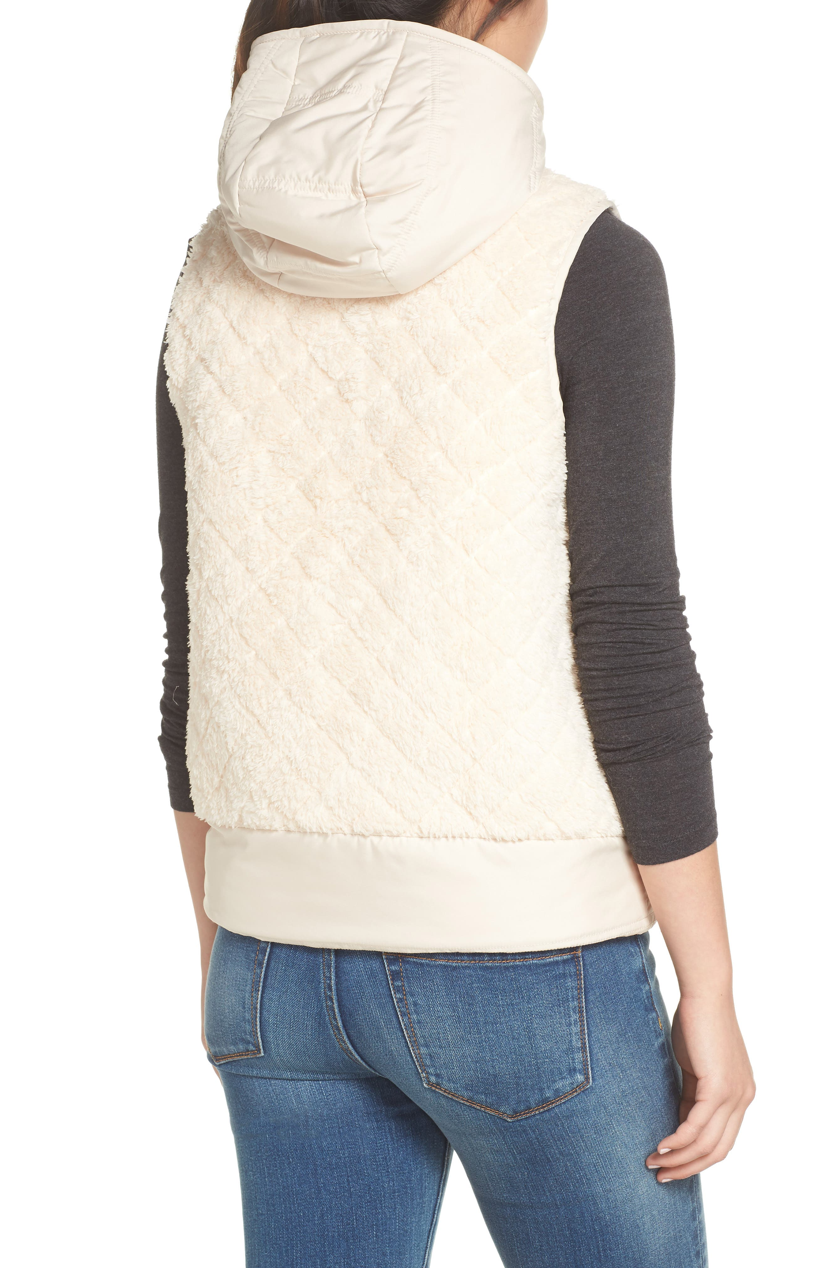 PATAGONIA, Los Gatos Reversible Vest, Alternate thumbnail 2, color, 251