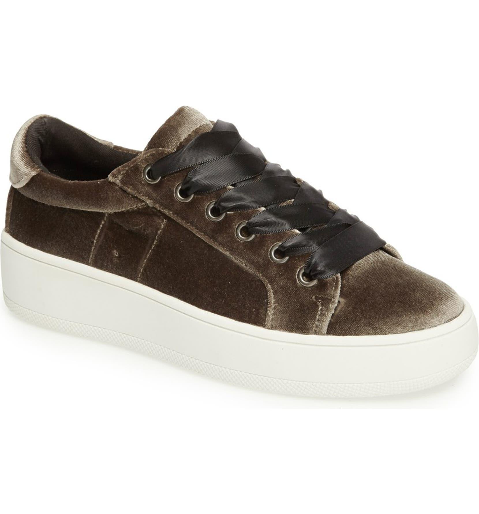 2eb5e1bf3fc Steve Madden Bertie-V Platform Sneaker (Women)