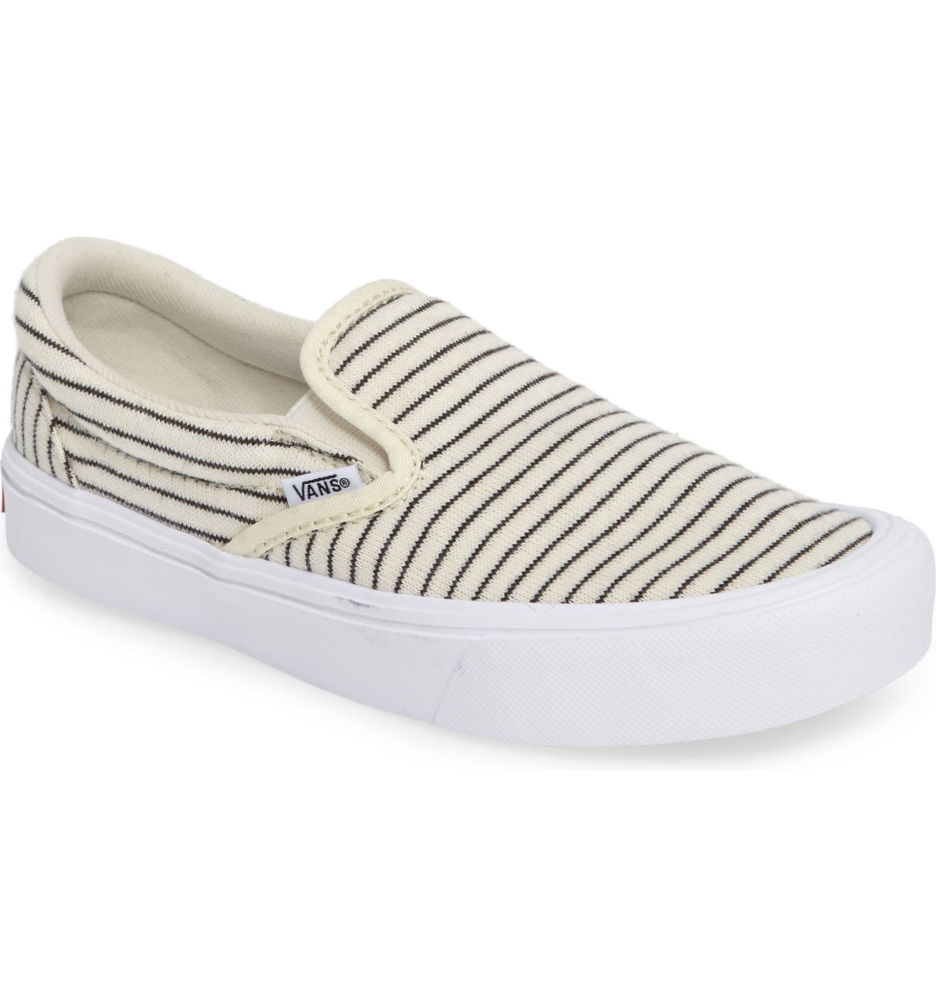 ddb8aa4dad Vans Authentic Lite Stripe Slip-On Sneaker (Women)