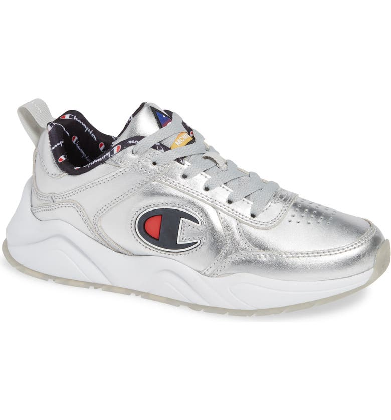 32b3cc63c2c Champion 93 Eighteen Metallic Sneaker (Women)