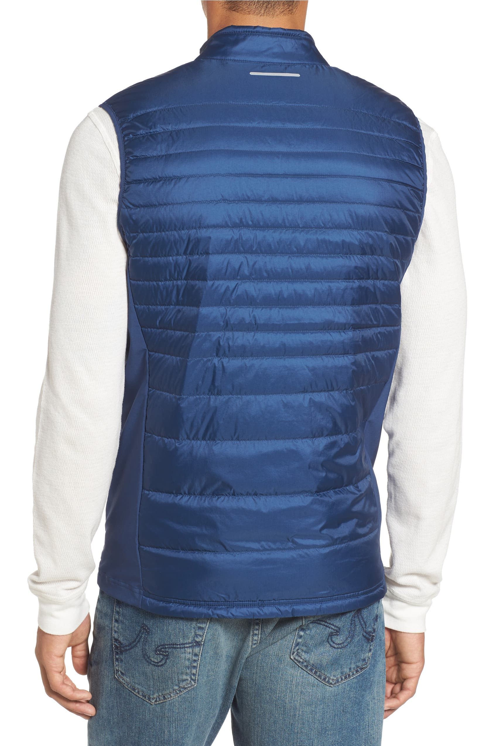 92c946d921cd Lacoste Sport Water Resistant Quilted Down Golf Vest