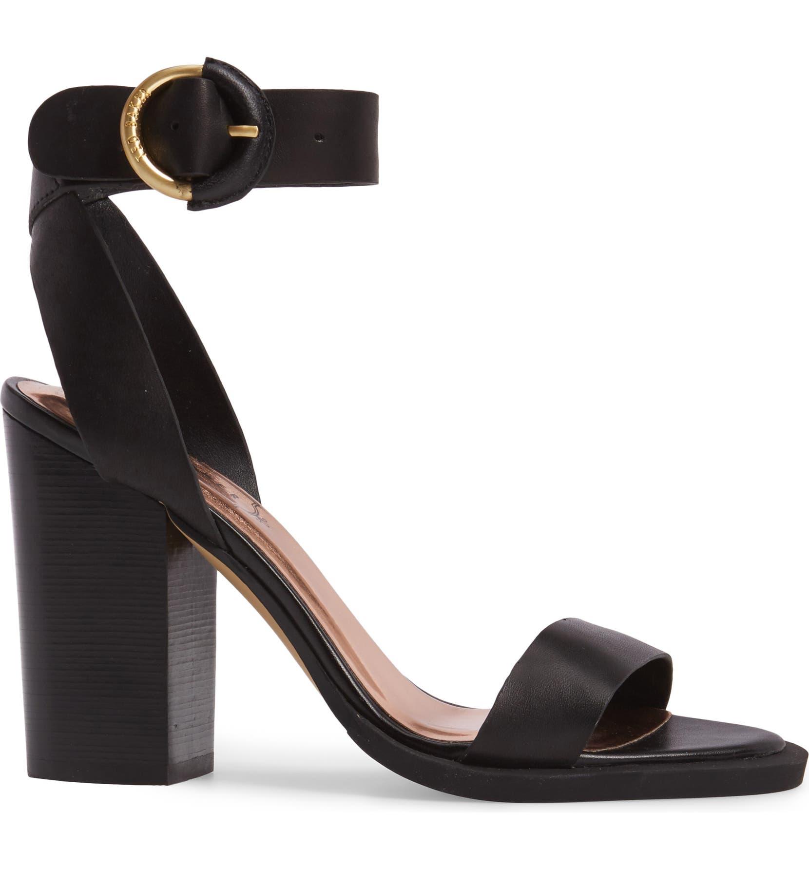 9f39027e695 Ted Baker London Betciy Ankle Strap Sandal (Women)