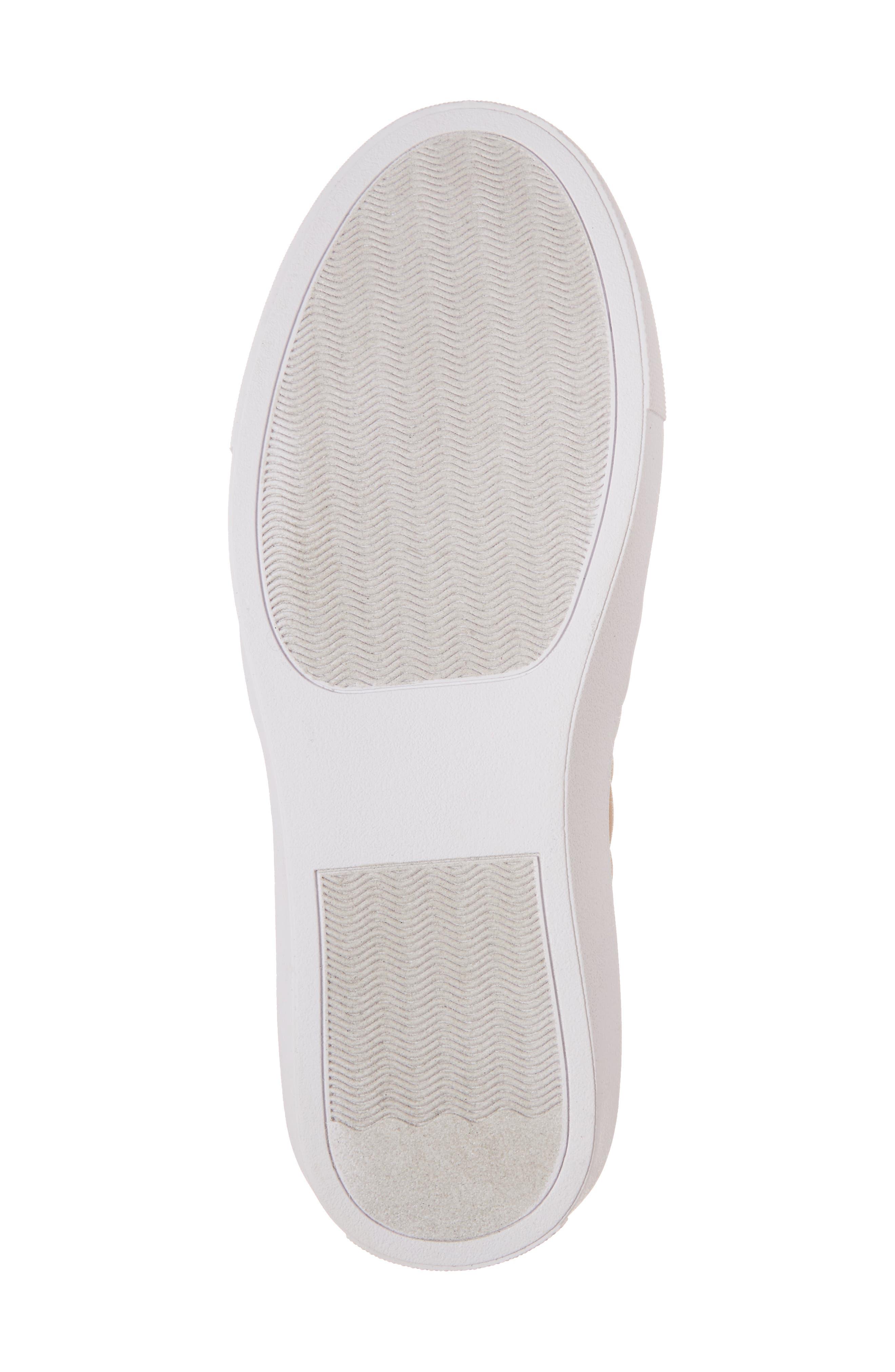 STEVE MADDEN, Ecentrcq Sneaker, Alternate thumbnail 6, color, 250