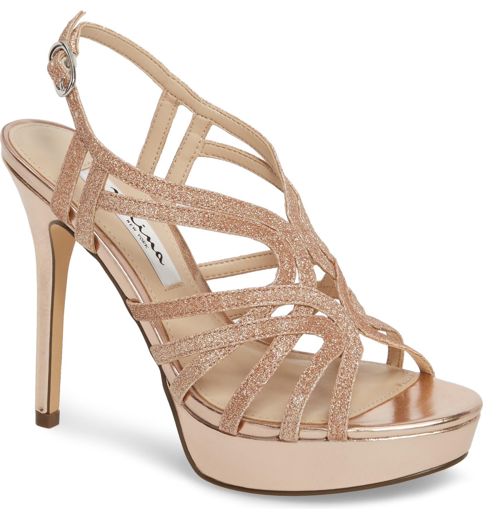 3c0c391bd5a9 Nina Solina Platform Sandal (Women)