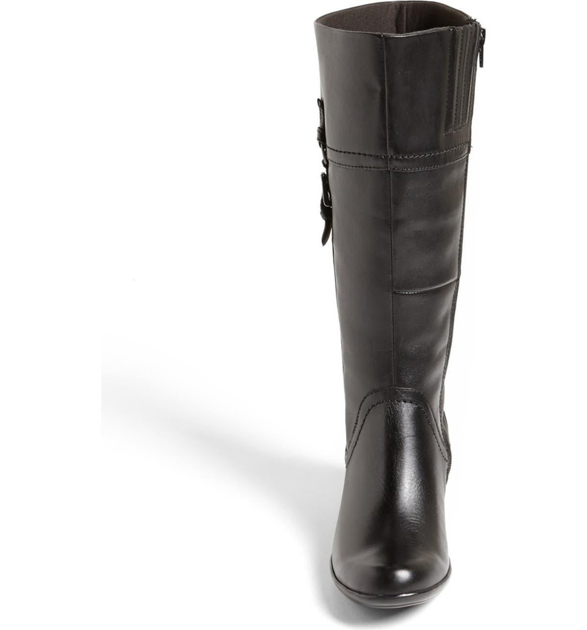 15f127110f7f Clarks®  Ingalls Vicky  Boot (Wide Calf)