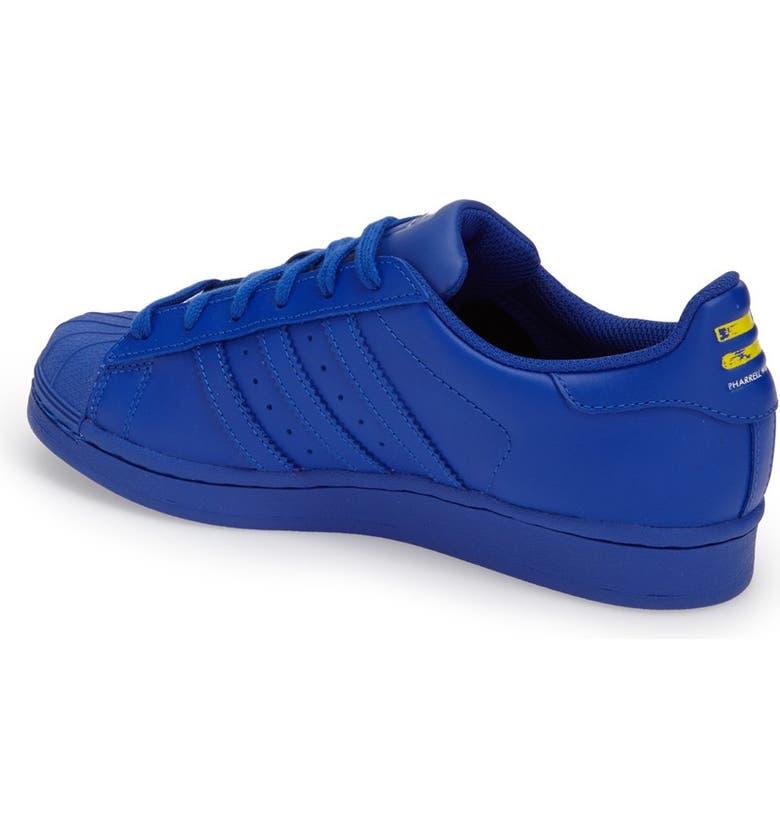 0a90ef40baad0 adidas  Pharrell Williams - Superstar Supercolor  Sneaker (Toddler ...