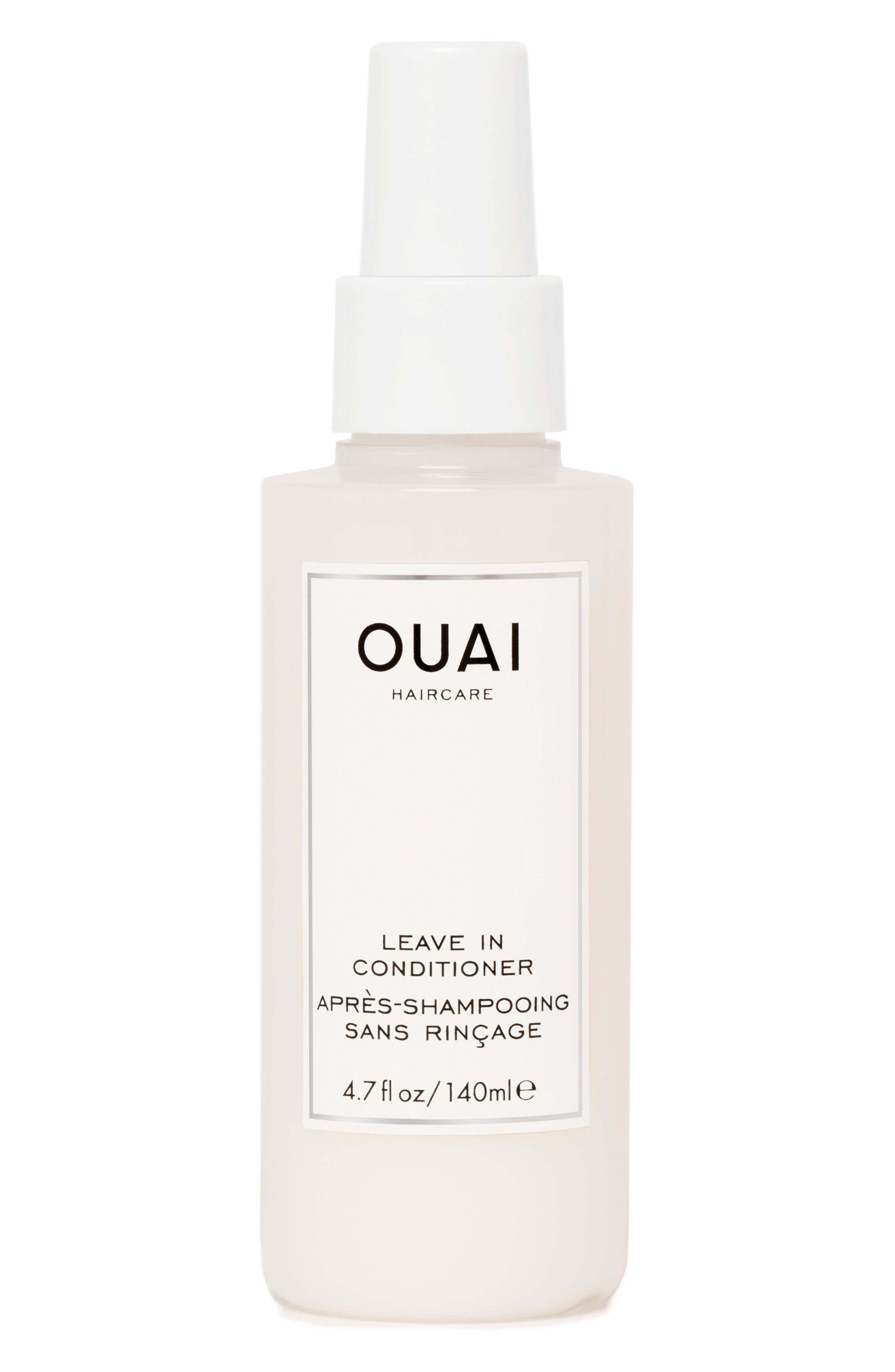 OUAI, Leave-In Conditioner, Main thumbnail 1, color, NO COLOR