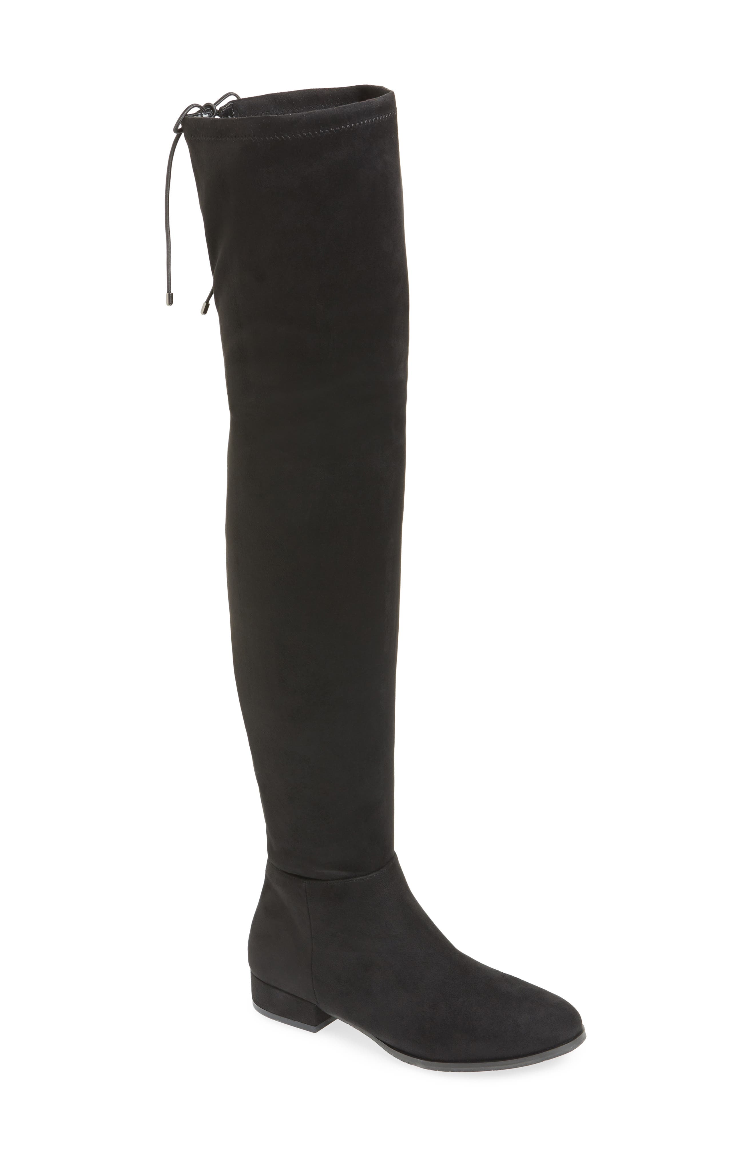 CHINESE LAUNDRY Richie Knee High Boot, Main, color, 001