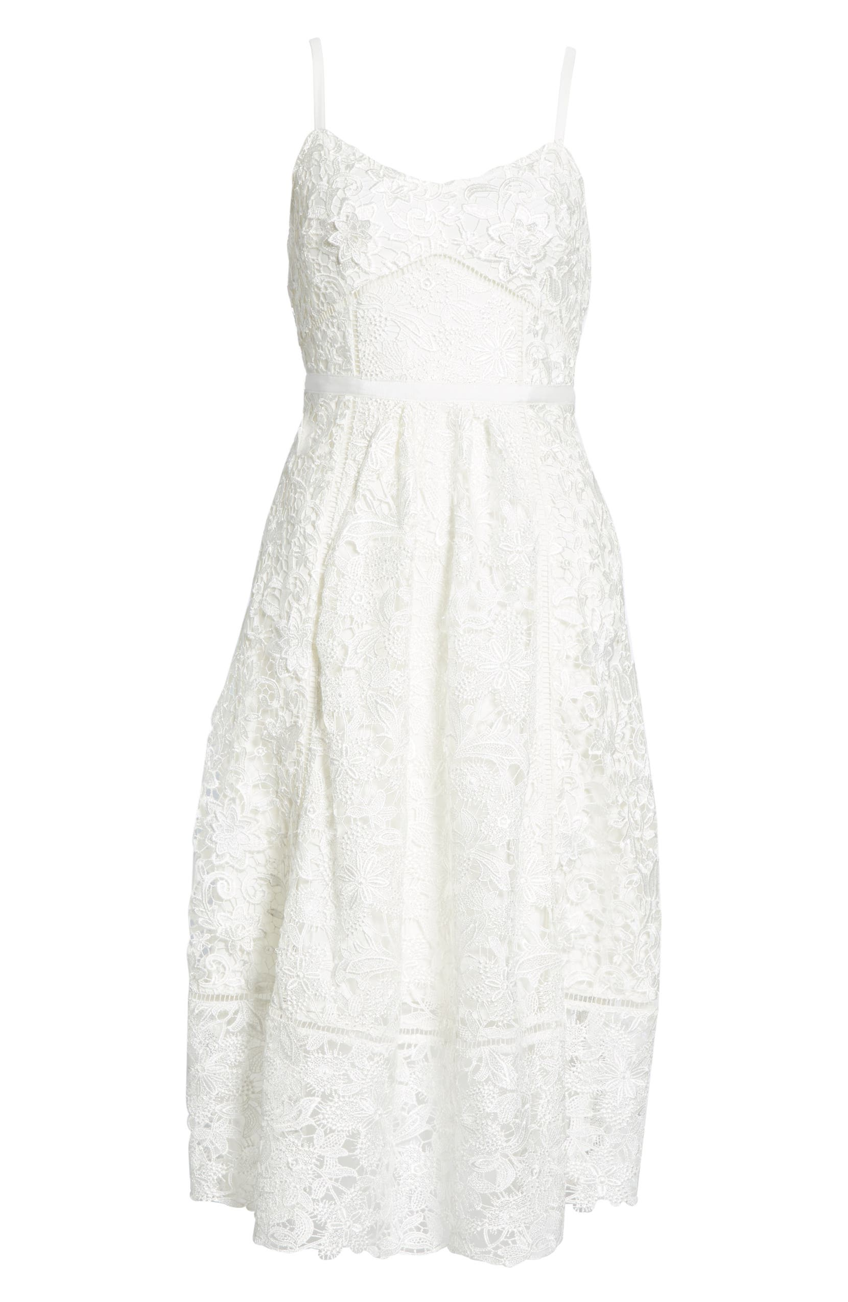94f05e56b Ted Baker London Valens Lace Midi Dress