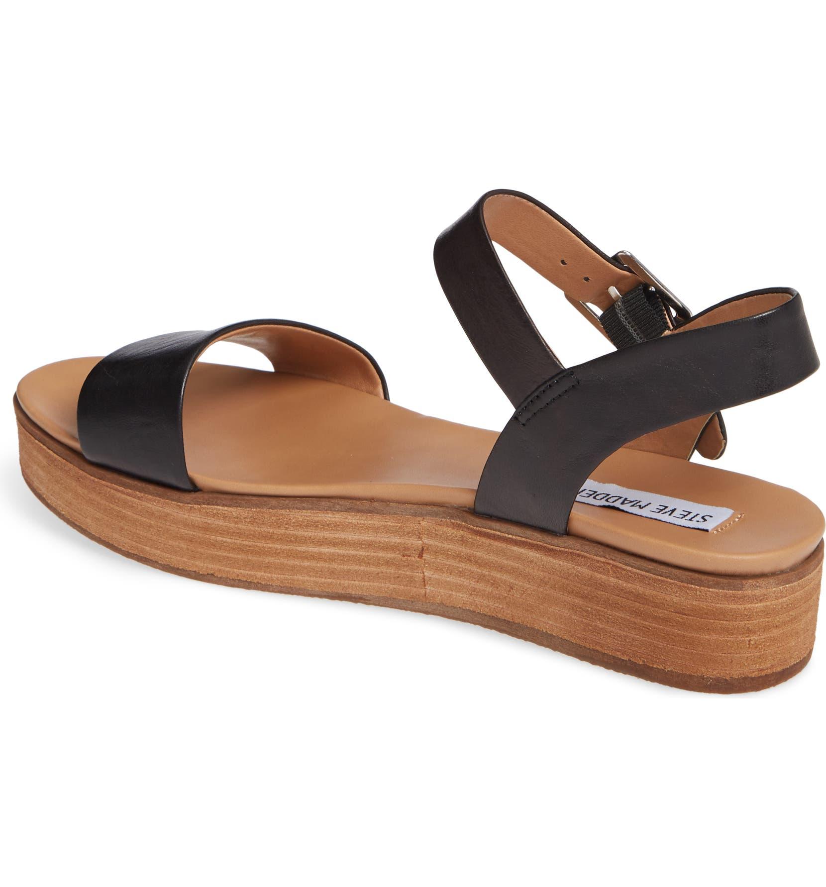 cf5f6c163d44 Steve Madden Aida Platform Sandal (Women)