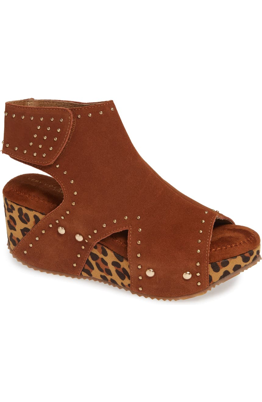 26df268259e Very Volatile Betsy Platform Wedge Sandal (Women)