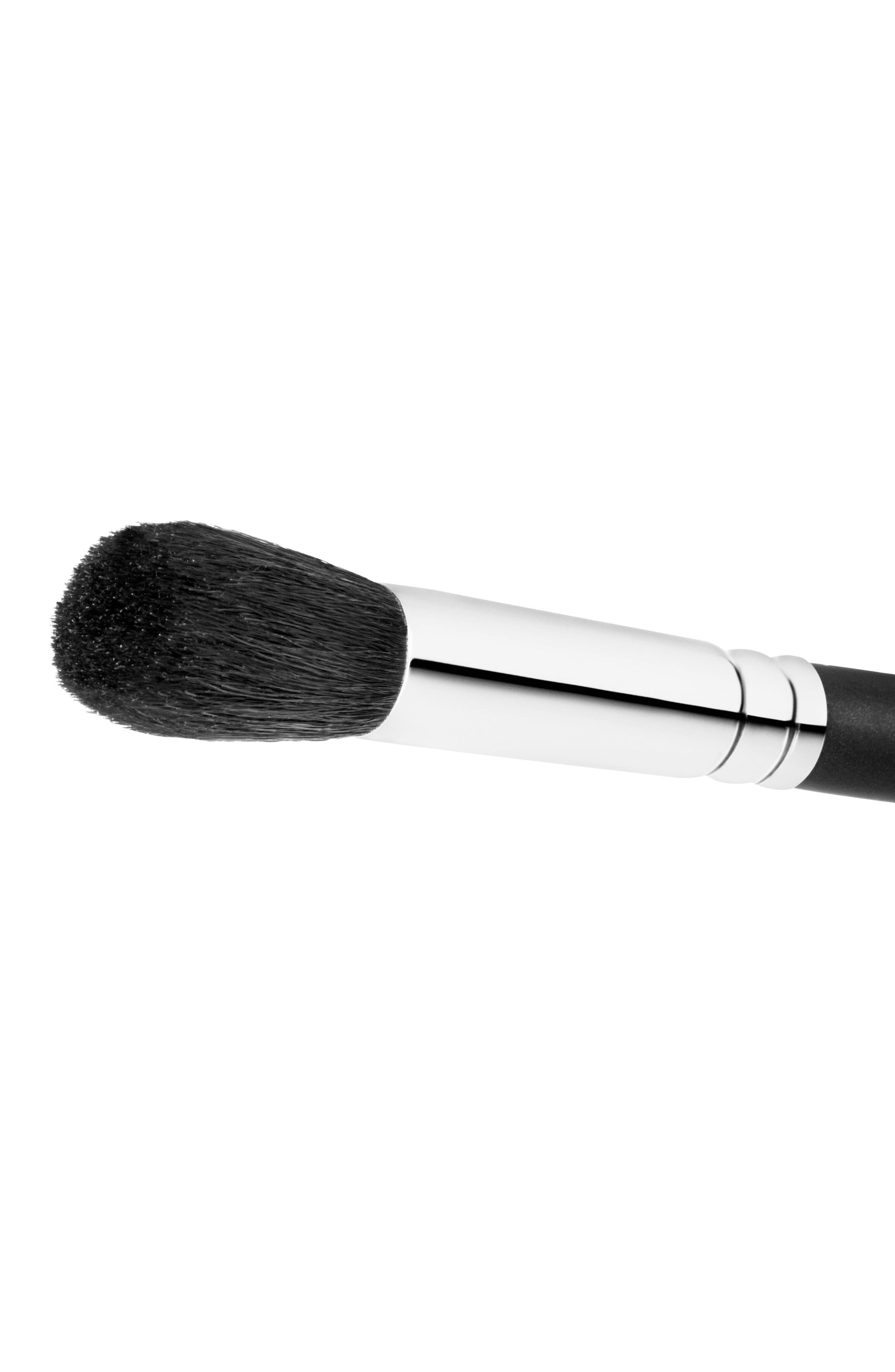 MAC COSMETICS, MAC 109S Synthetic Small Contour Brush, Alternate thumbnail 2, color, NO COLOR