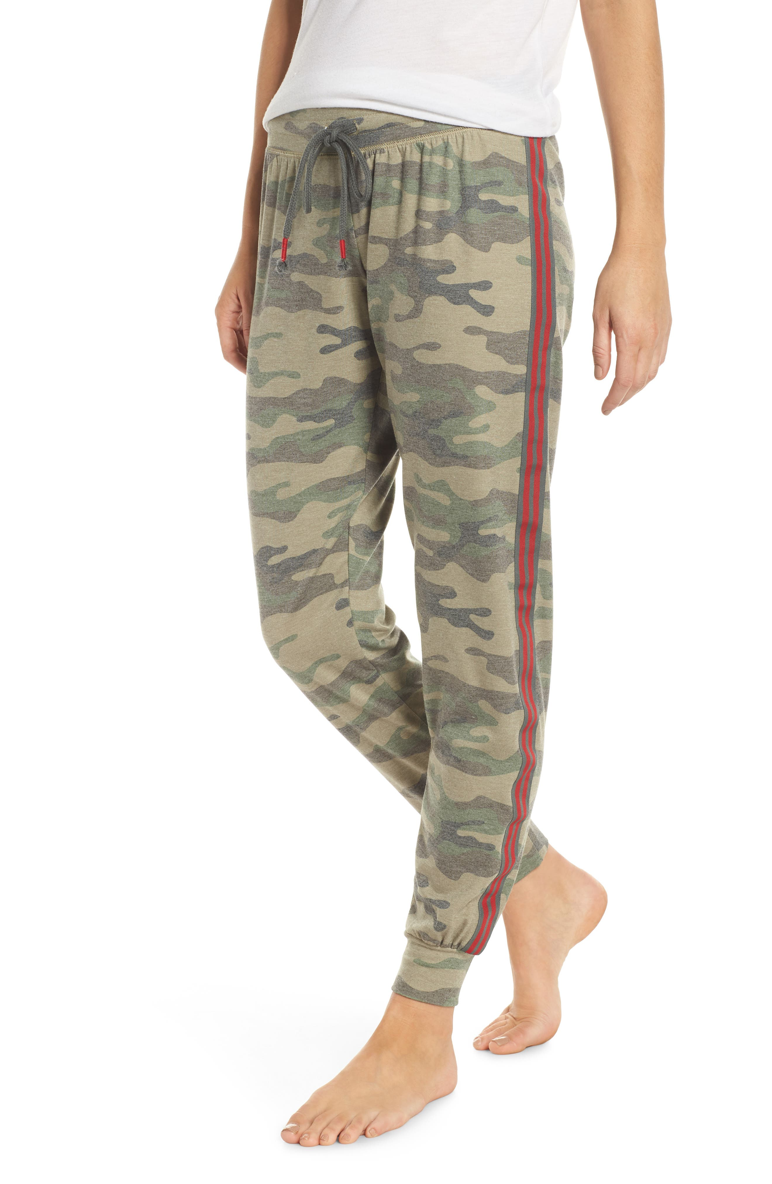PJ SALVAGE, Sweatpants, Main thumbnail 1, color, 318