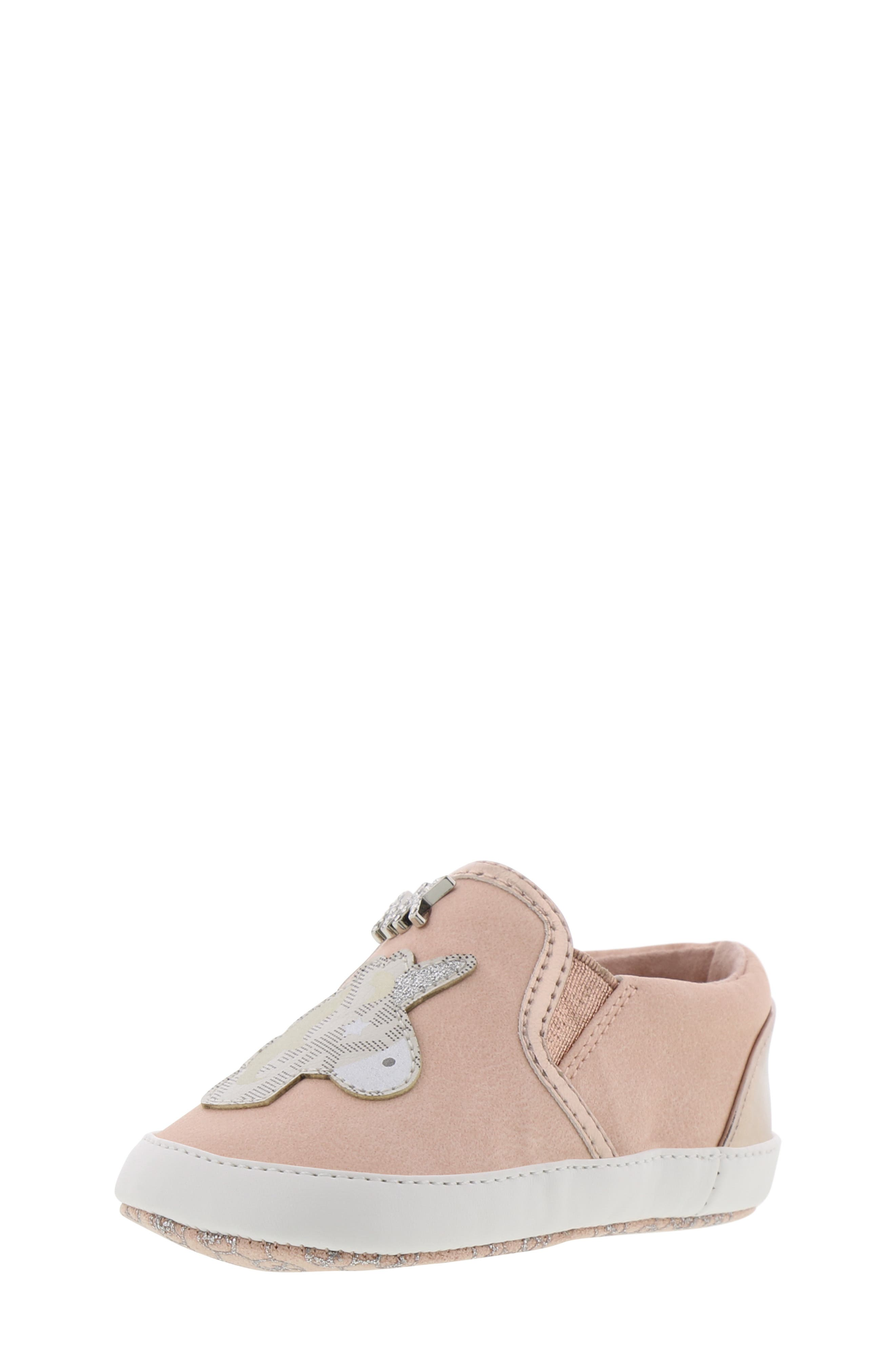 MICHAEL MICHAEL KORS, Magic Slip-On Sneaker, Alternate thumbnail 8, color, BLUSH