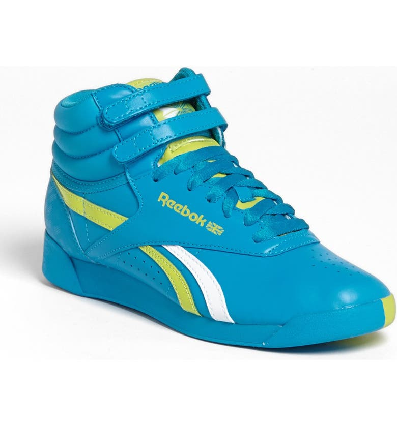 ddb2381939639 Reebok  F S Hi Splitz  High Top Sneaker (Women)