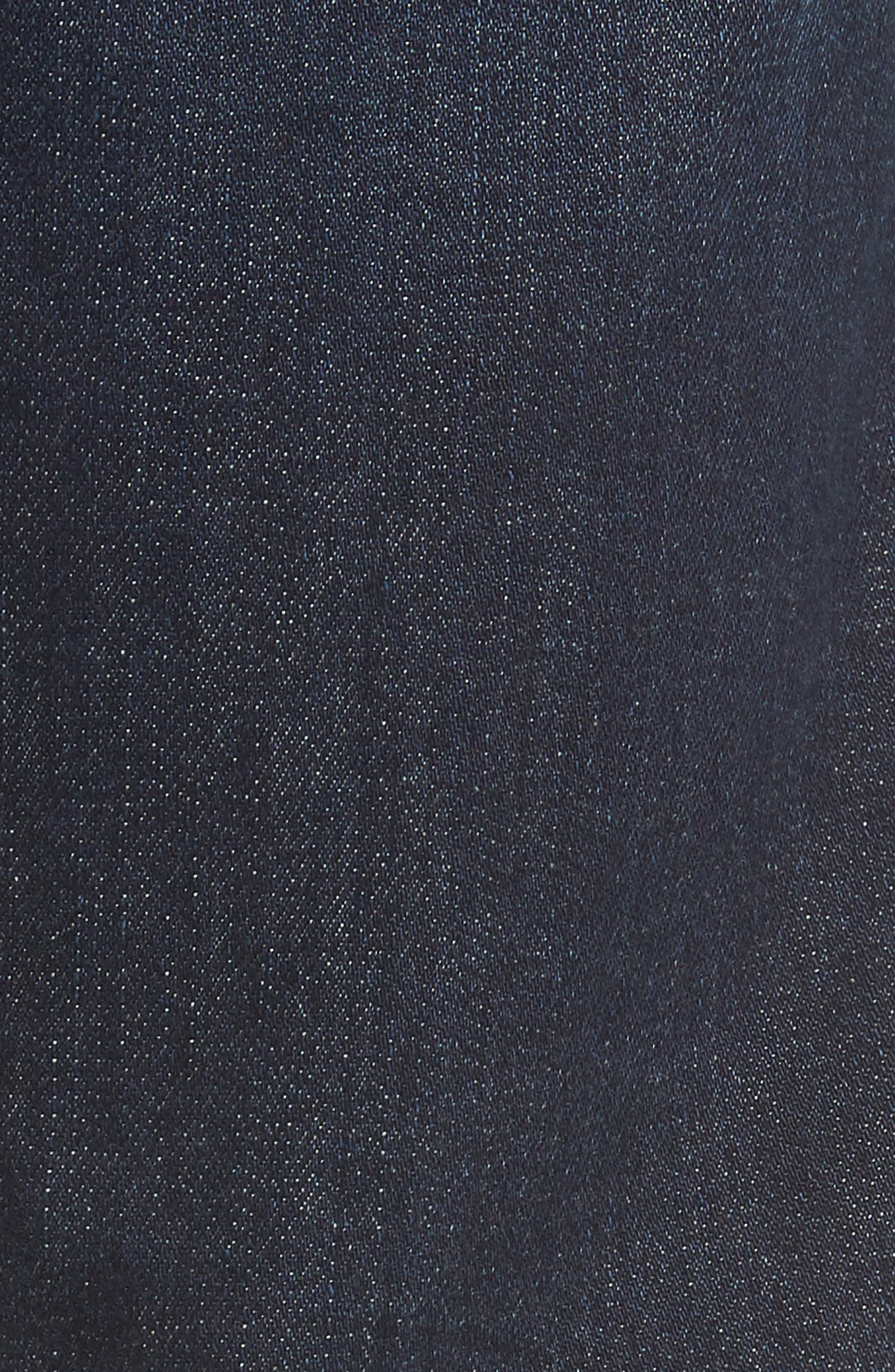 7 FOR ALL MANKIND<SUP>®</SUP>, Standard Straight Leg Jeans, Alternate thumbnail 6, color, ABERDEEN