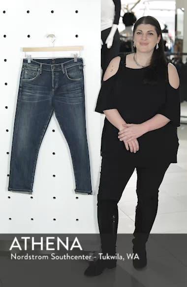 Emerson Slim Boyfriend Jeans, sales video thumbnail