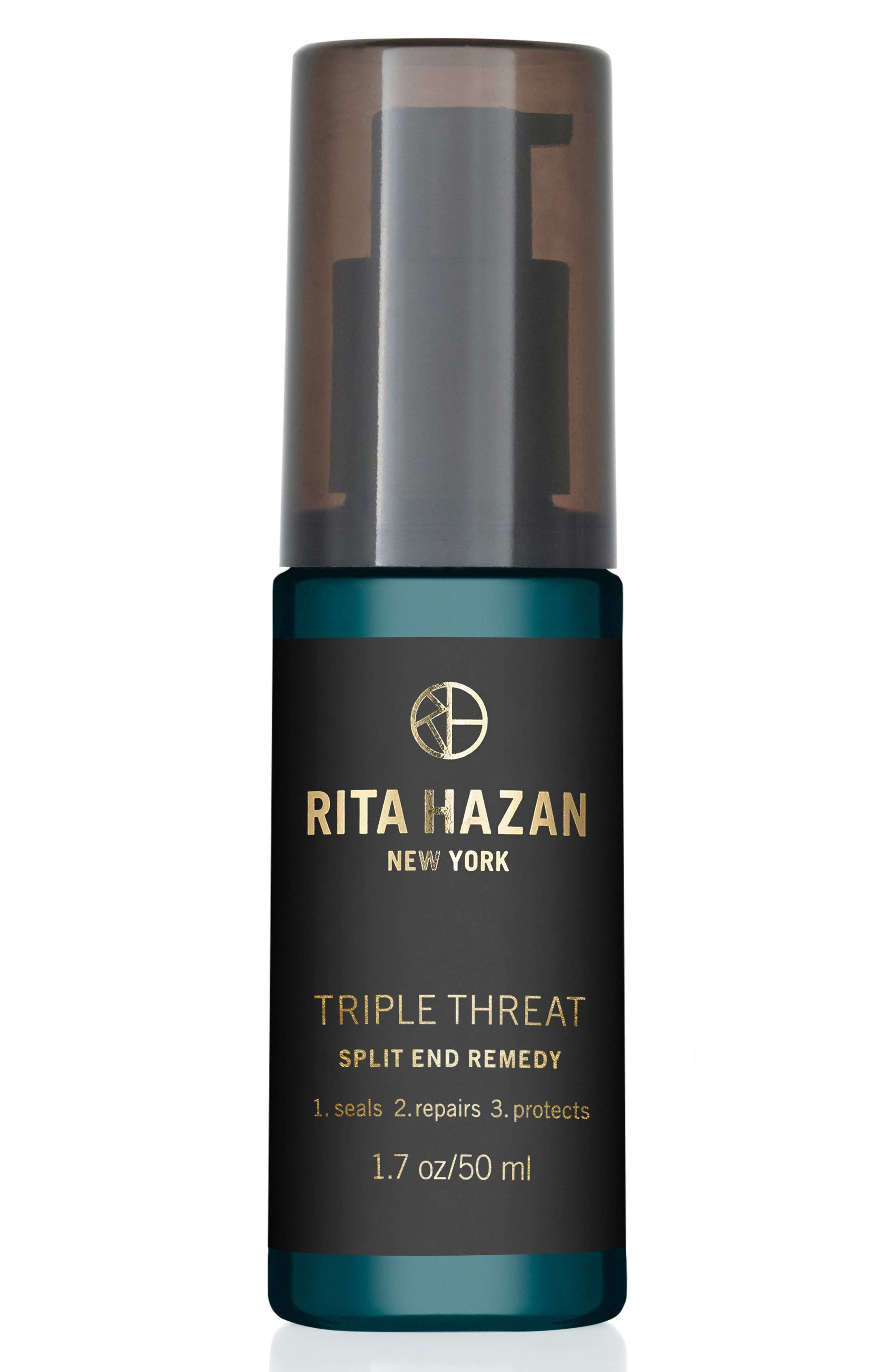 RITA HAZAN NEW YORK 'Triple Threat' Split End Remedy, Main, color, NO COLOR