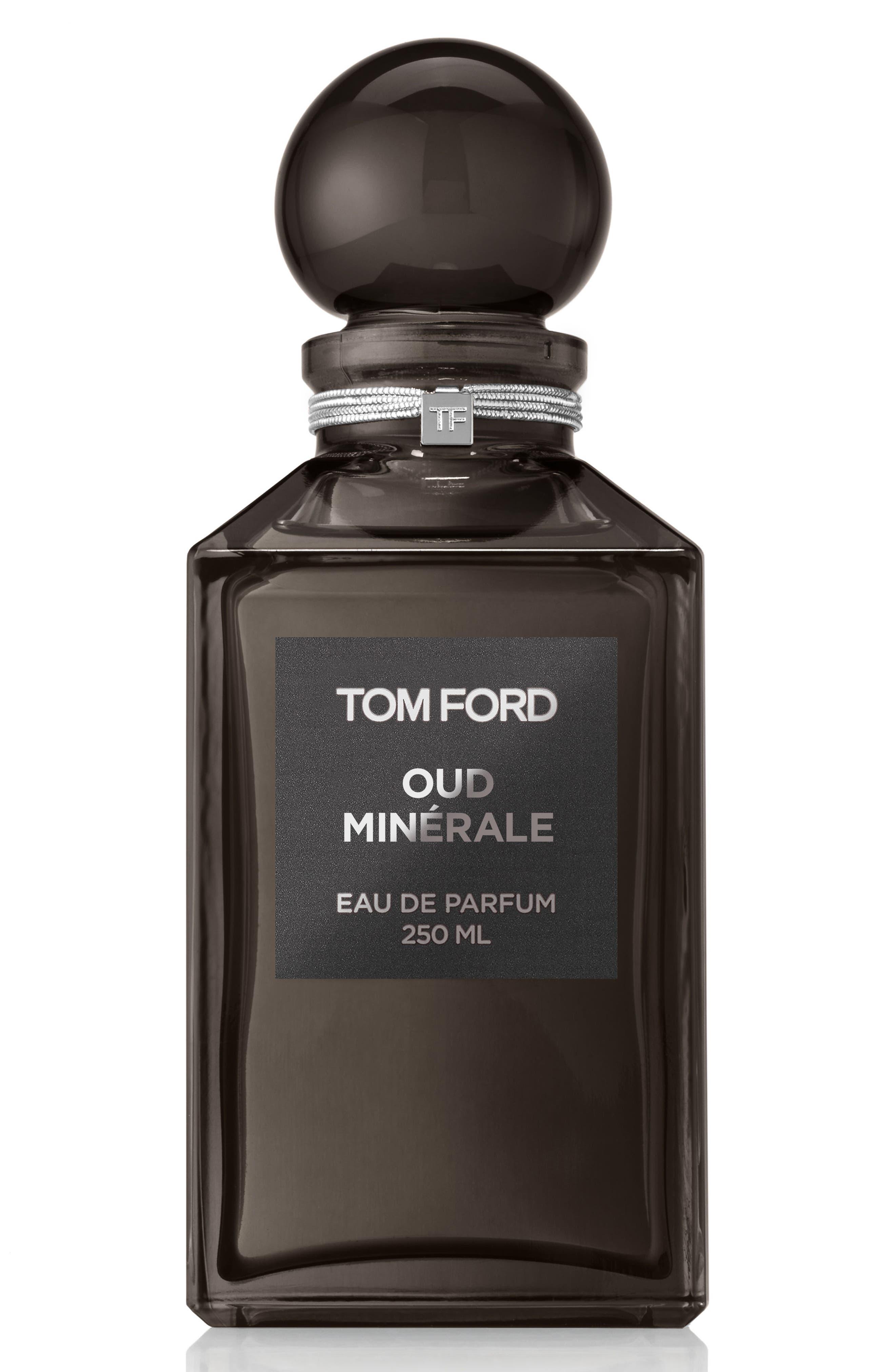 TOM FORD, Private Blend Oud Minérale Eau de Parfum Decanter, Main thumbnail 1, color, NO COLOR