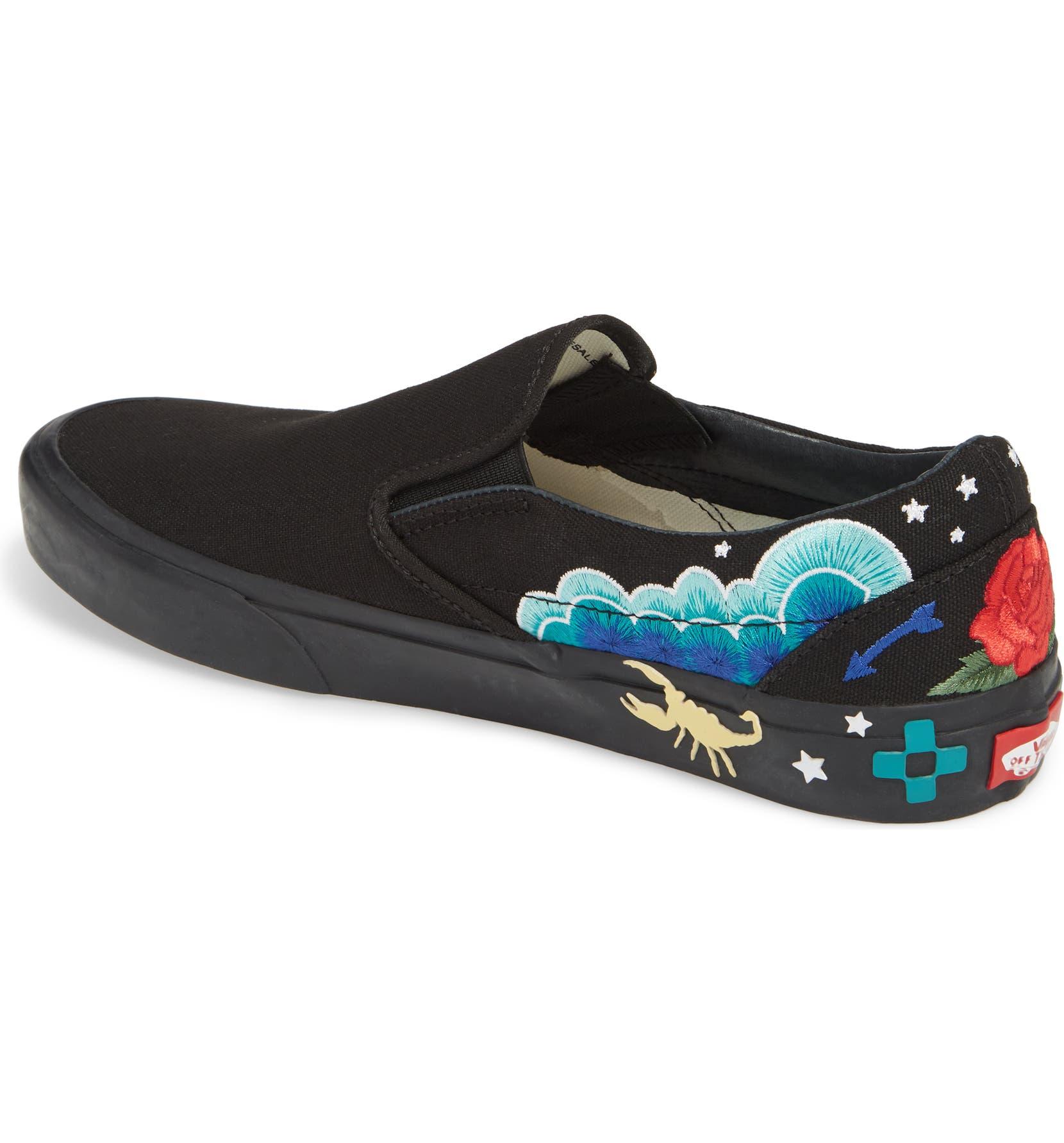 d6968b3c313bd3 Vans Desert Embellish Classic Slip-On Sneaker (Men)