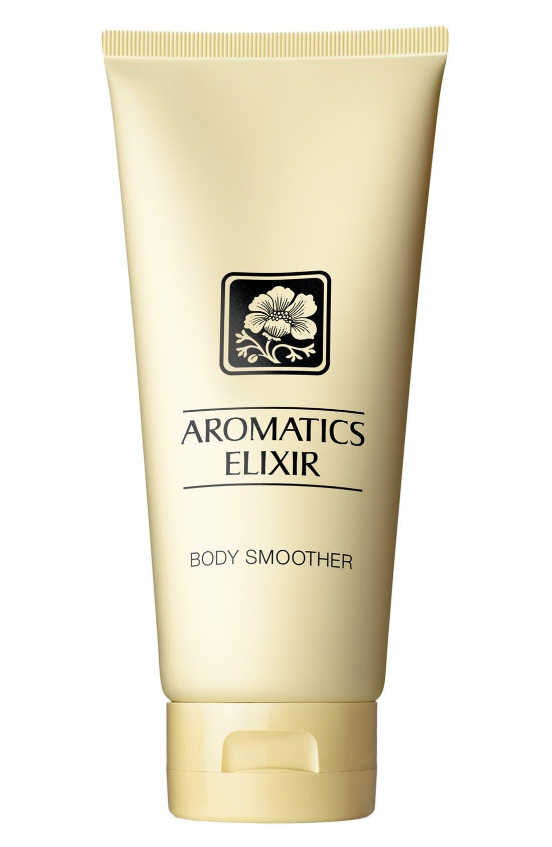 CLINIQUE, Aromatics Elixir Body Smoother, Main thumbnail 1, color, NO COLOR