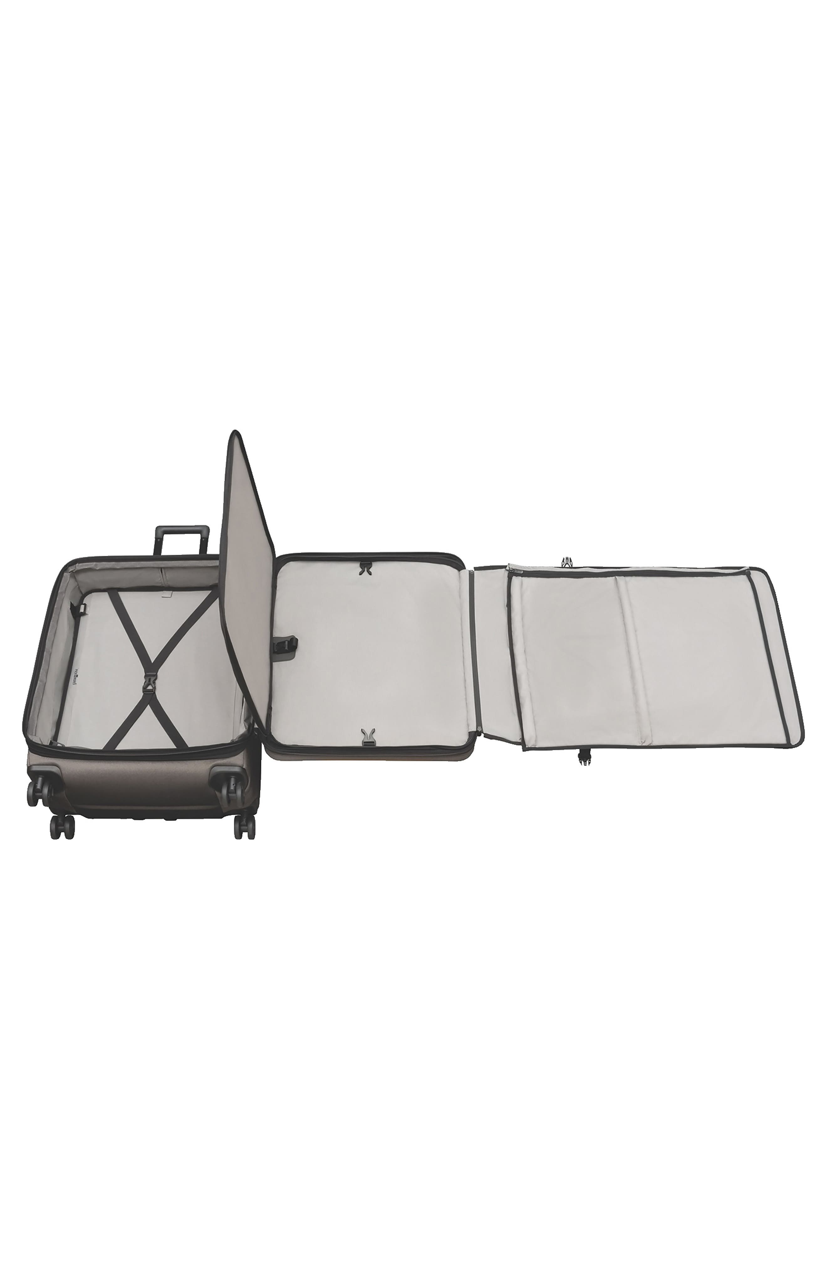 VICTORINOX SWISS ARMY<SUP>®</SUP>, Lexicon 2.0 28-Inch Wheeled Suitcase, Alternate thumbnail 2, color, GREY