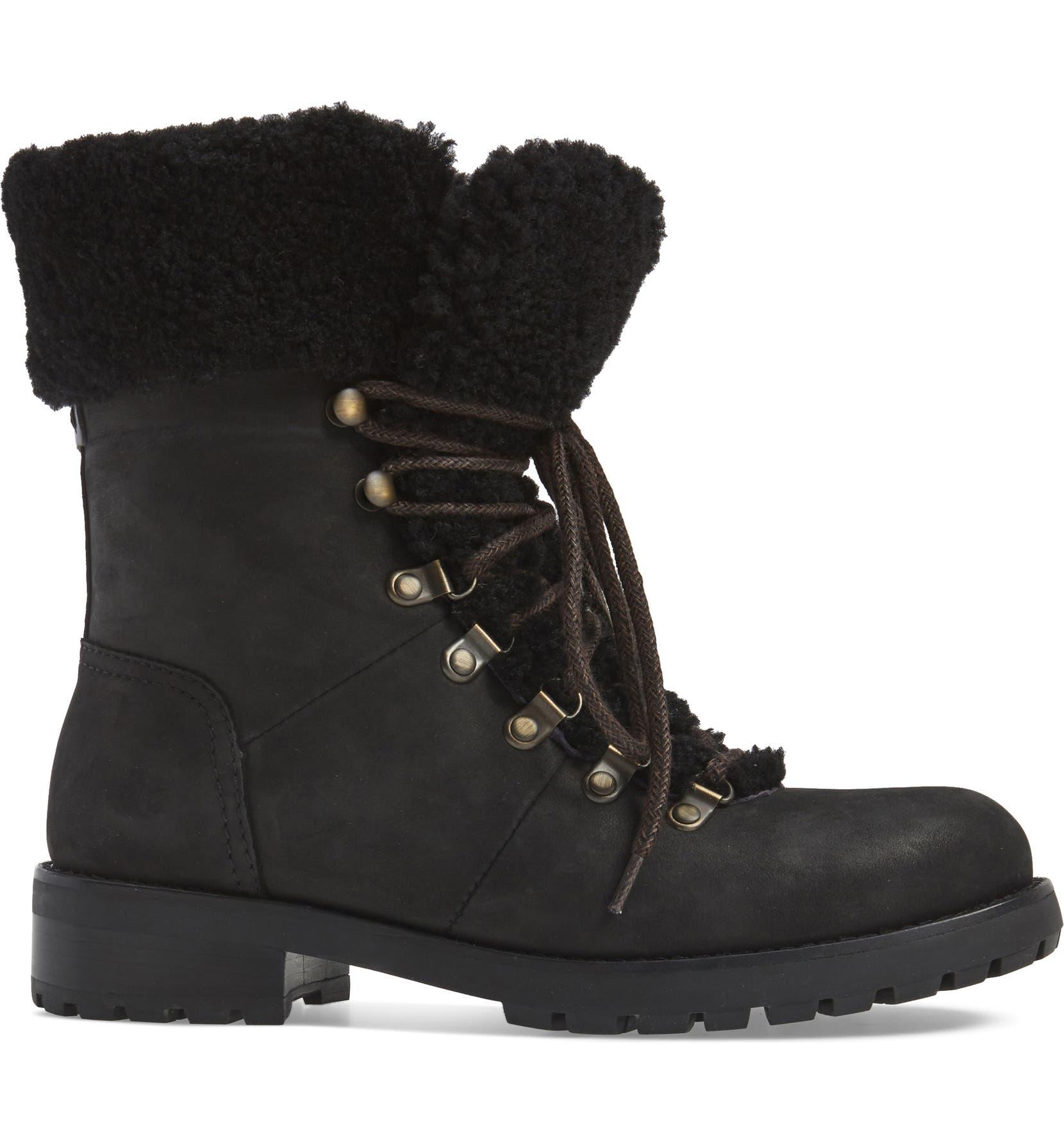 847481ffcff1 UGG® Fraser Genuine Shearling Water Resistant Boot (Women)