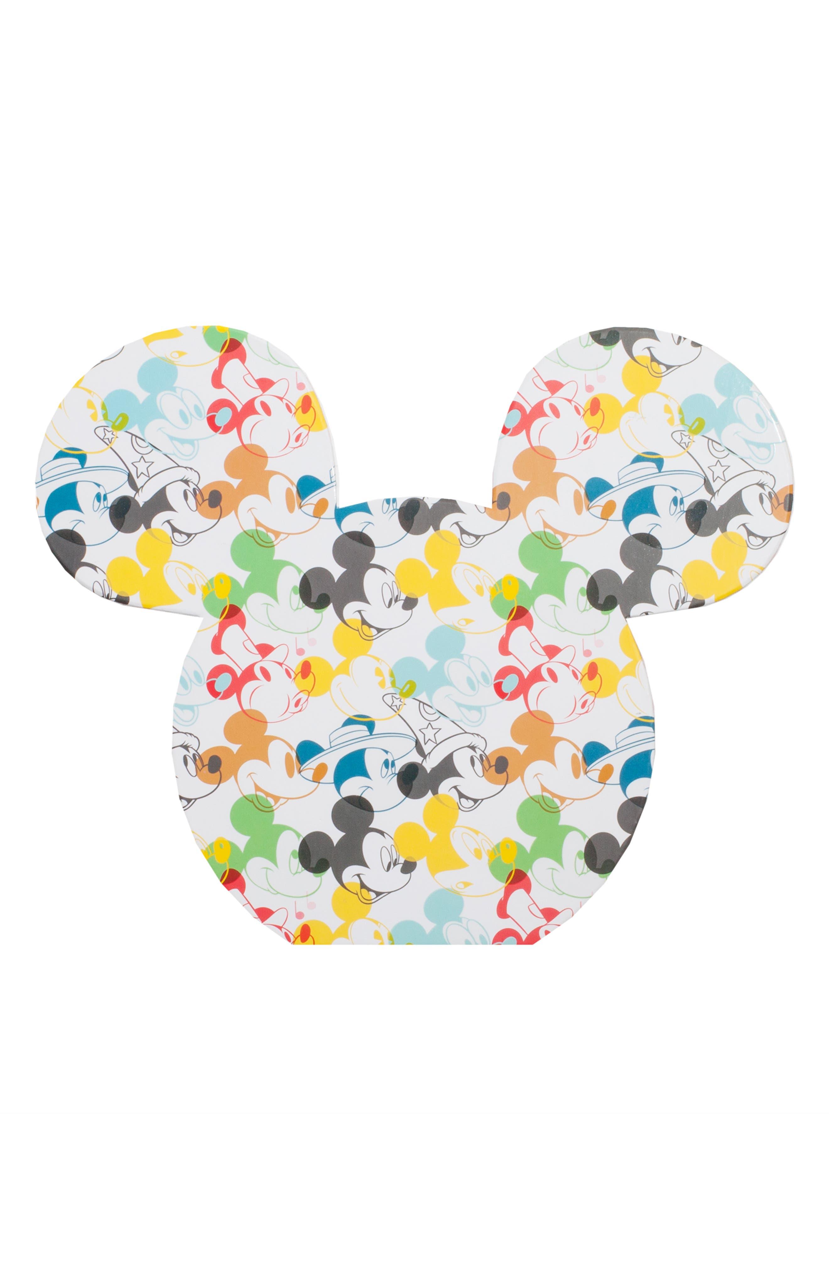 SUGARFINA, x Disney Mickey Ears 2-Piece Bento Box, Alternate thumbnail 3, color, 100