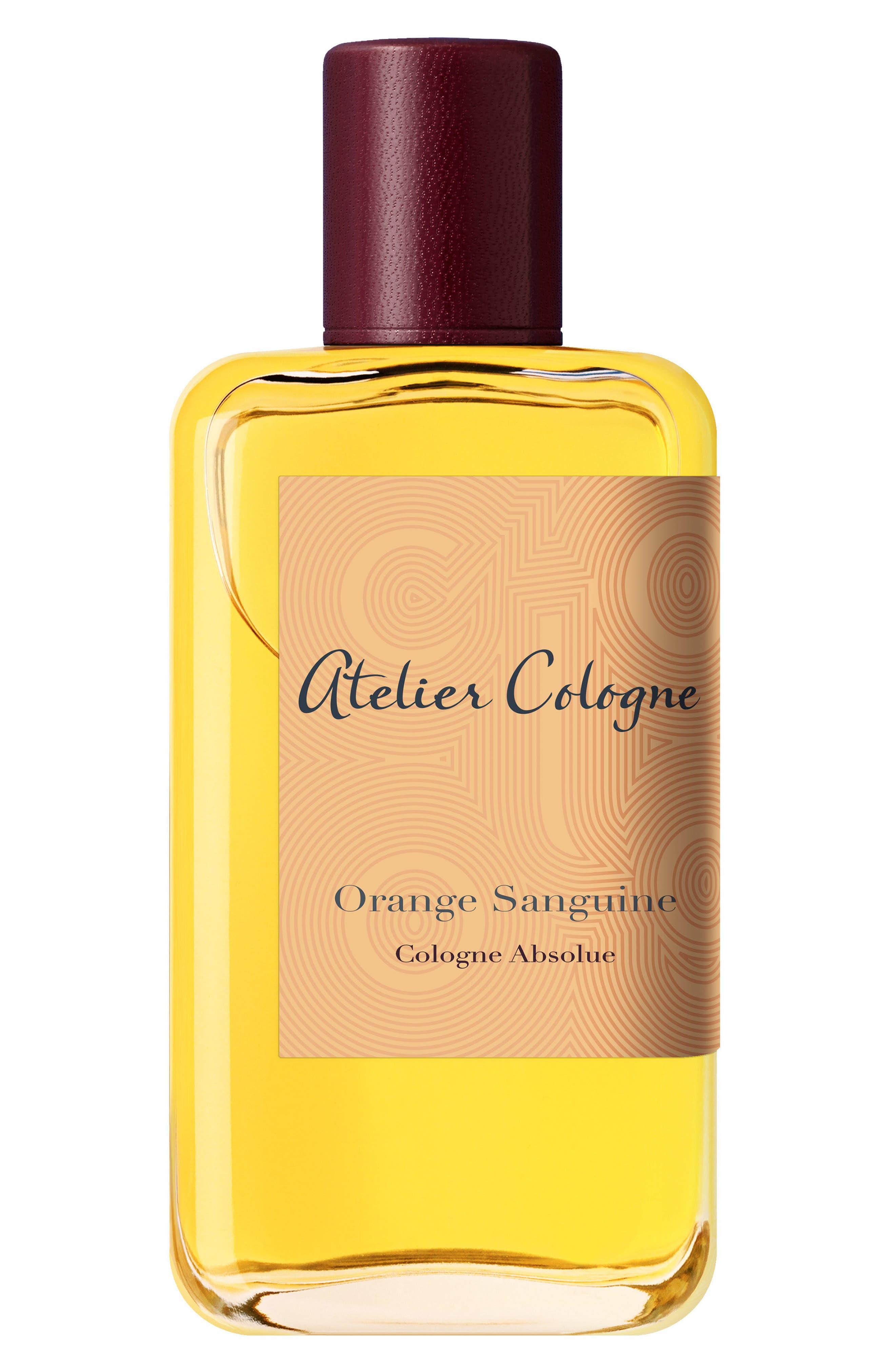 ATELIER COLOGNE, Orange Sanguine Cologne Absolue, Alternate thumbnail 7, color, NO COLOR
