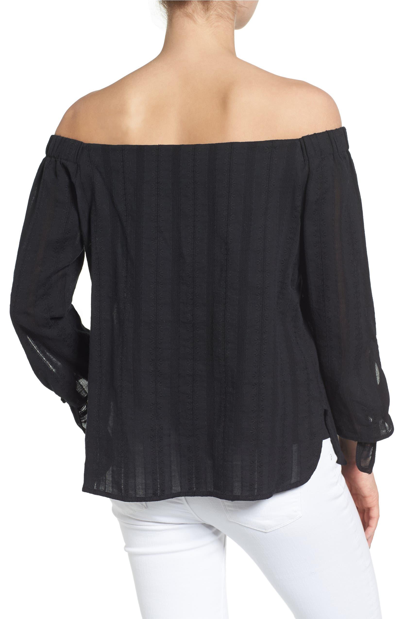 378ca0766b8 Bailey 44 Yarrow Cotton Off the Shoulder Top | Nordstrom