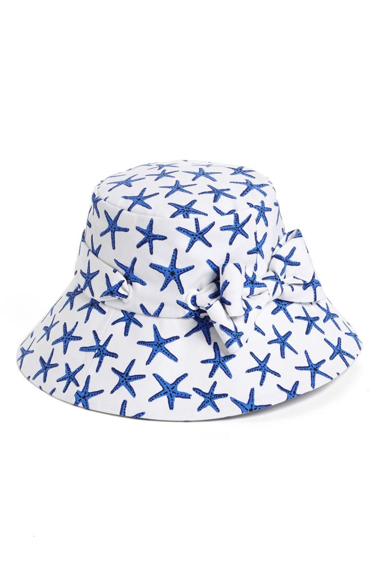 97973967a2368 kate spade new york print bucket hat