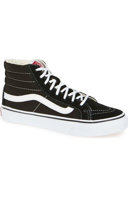 2e75c654df Vans Sk8-Hi Slim High Top Sneaker (Women)